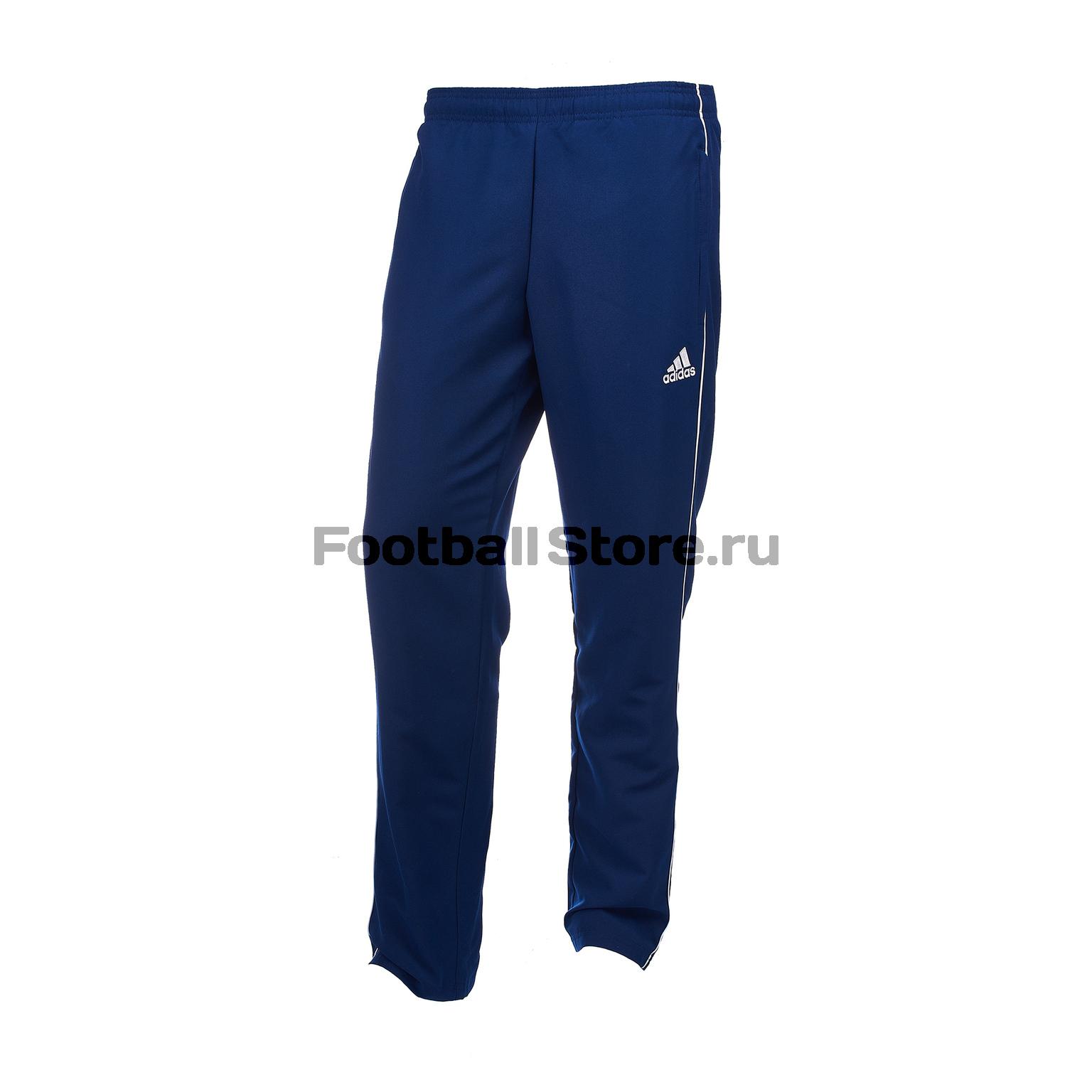 Брюки тренировочные Adidas Core18 Pre Pnt CV3690 брюки adidas брюки тренировочные adidas tiro17 3 4 pnt ay2879 page 6