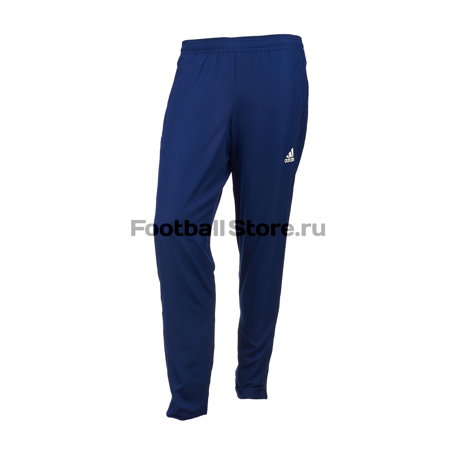 Брюки тренировочные Adidas Con18 Wov Pnt CV8253 брюки adidas con16 trg pnt ab3131