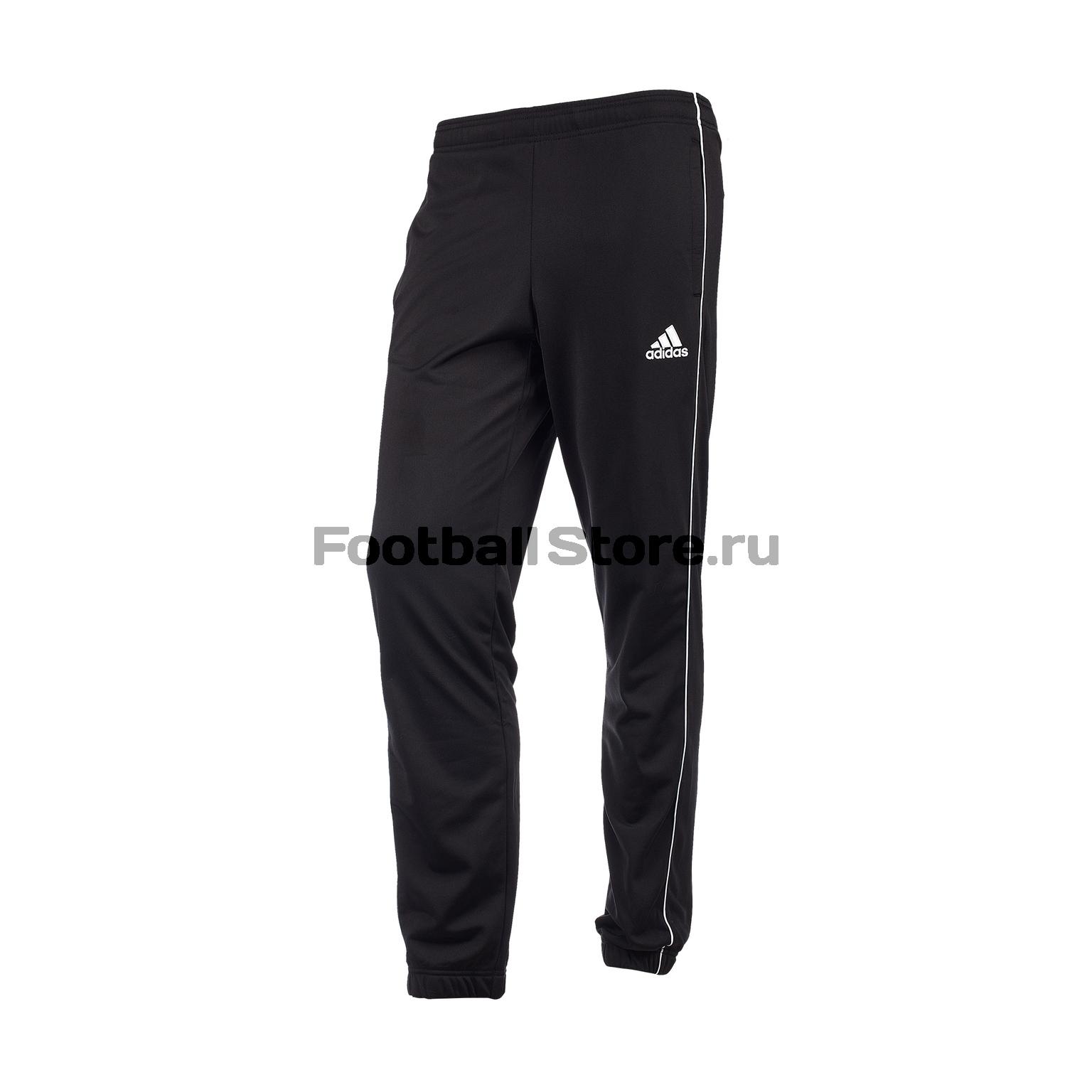 Брюки тренировочные Adidas Core18 Pes Pnt CE9050 брюки adidas брюки тренировочные adidas tiro17 rn pnt ay2896