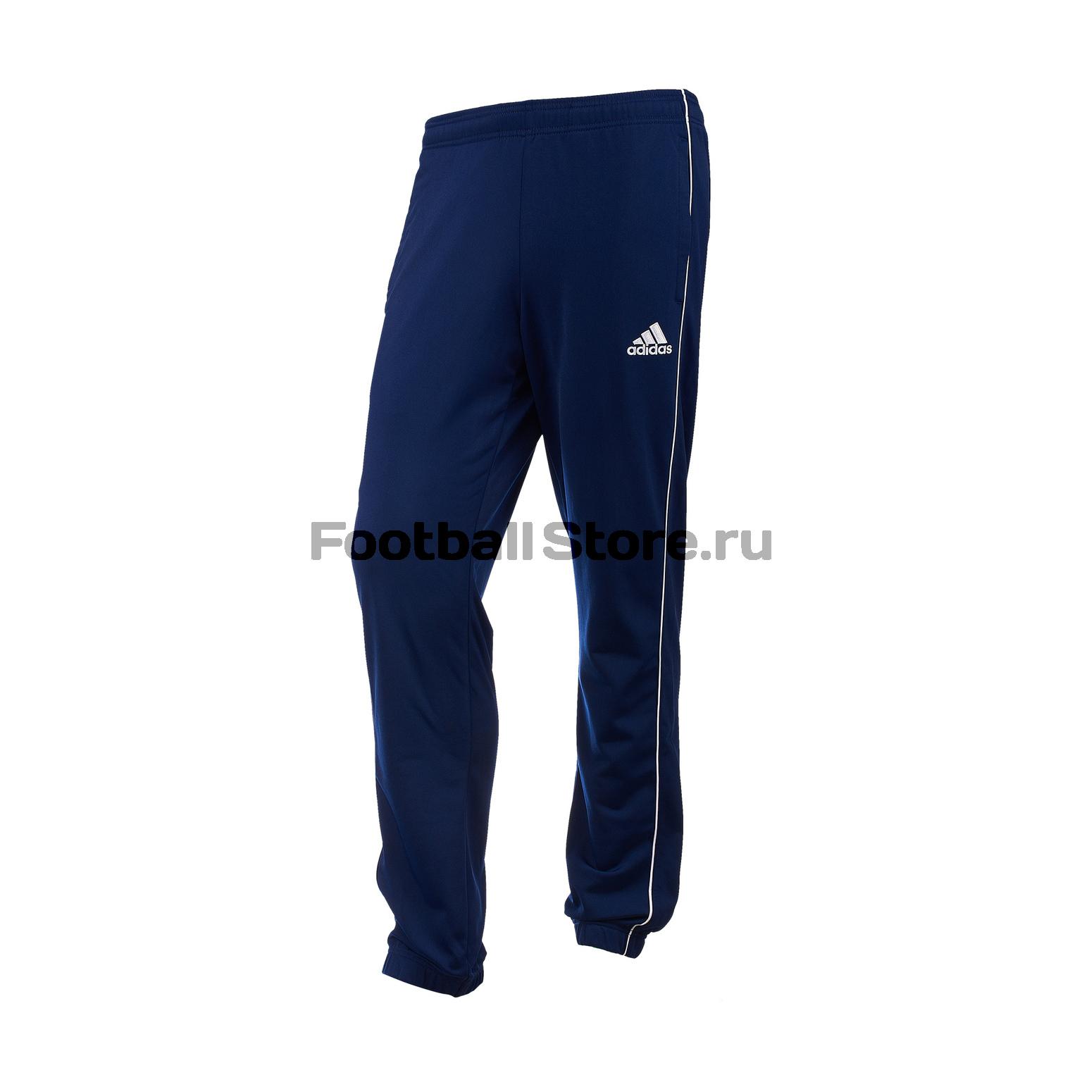 Брюки тренировочные Adidas Core18 Pes Pnt CV3585 брюки тренировочные adidas tiro17 swt pnt bq2678