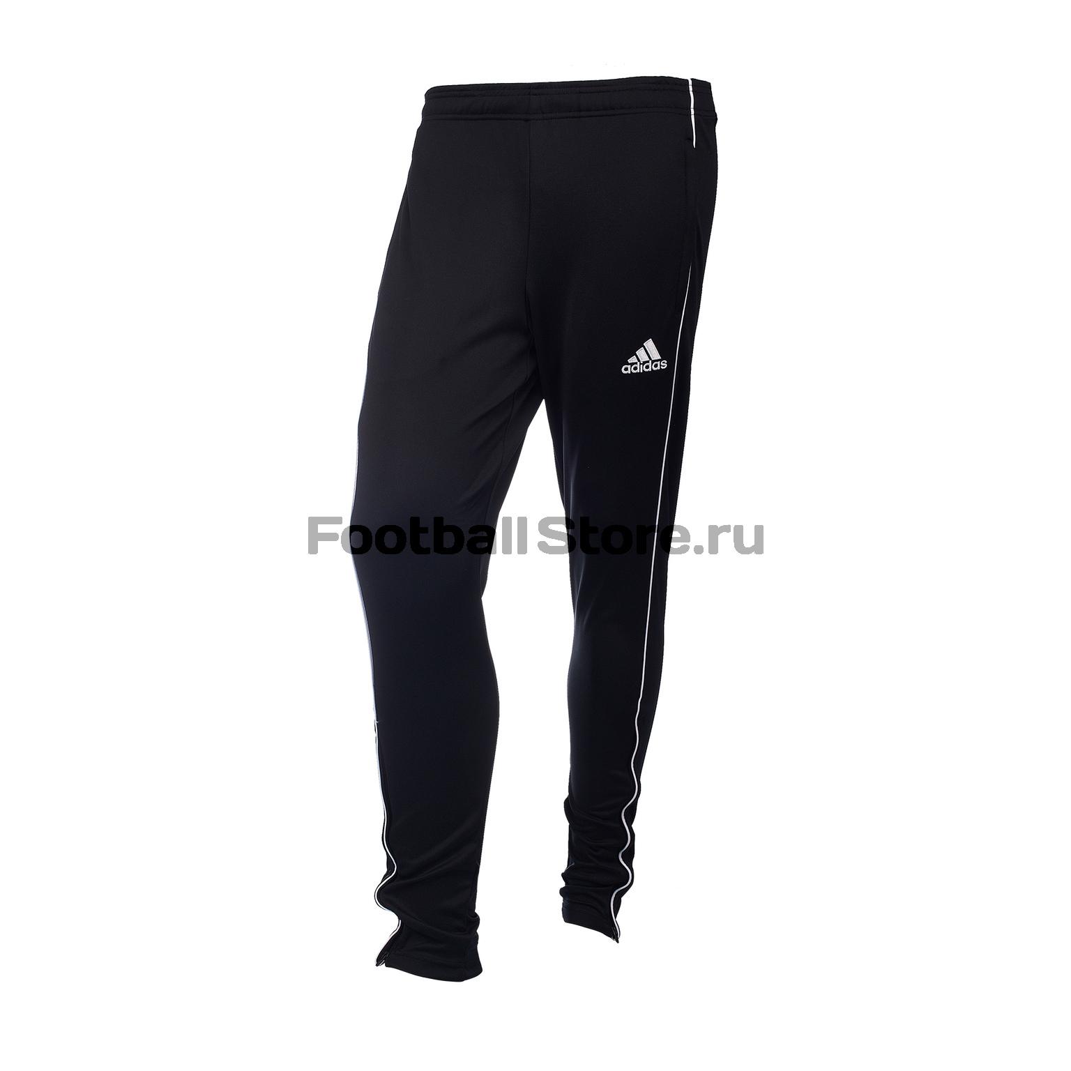Брюки тренировочные Adidas Core18 TR Pnt CE9036 брюки adidas con16 trg pnt ab3131