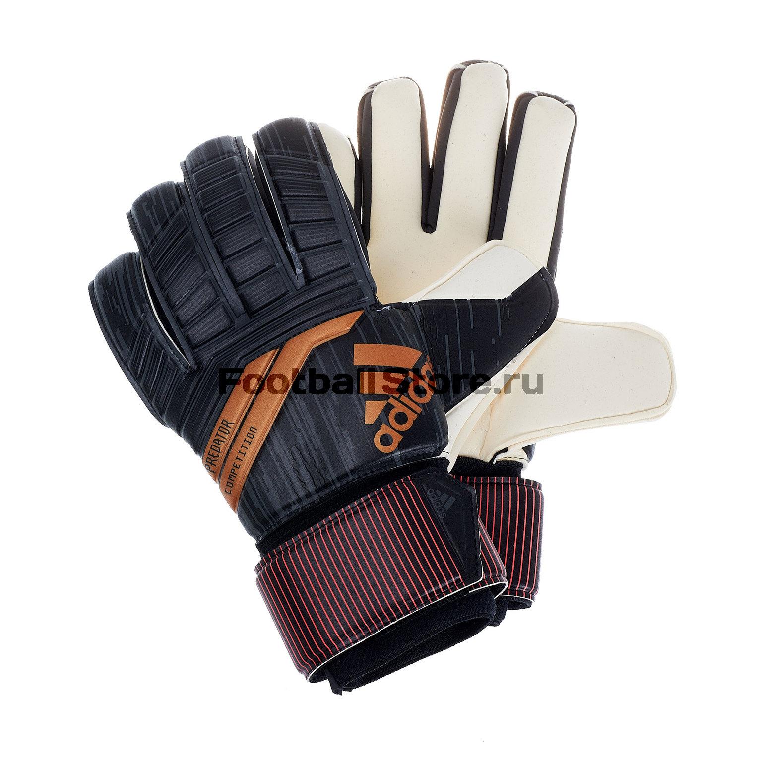 Перчатки вратарские Adidas Pre Competition CF1360 competition