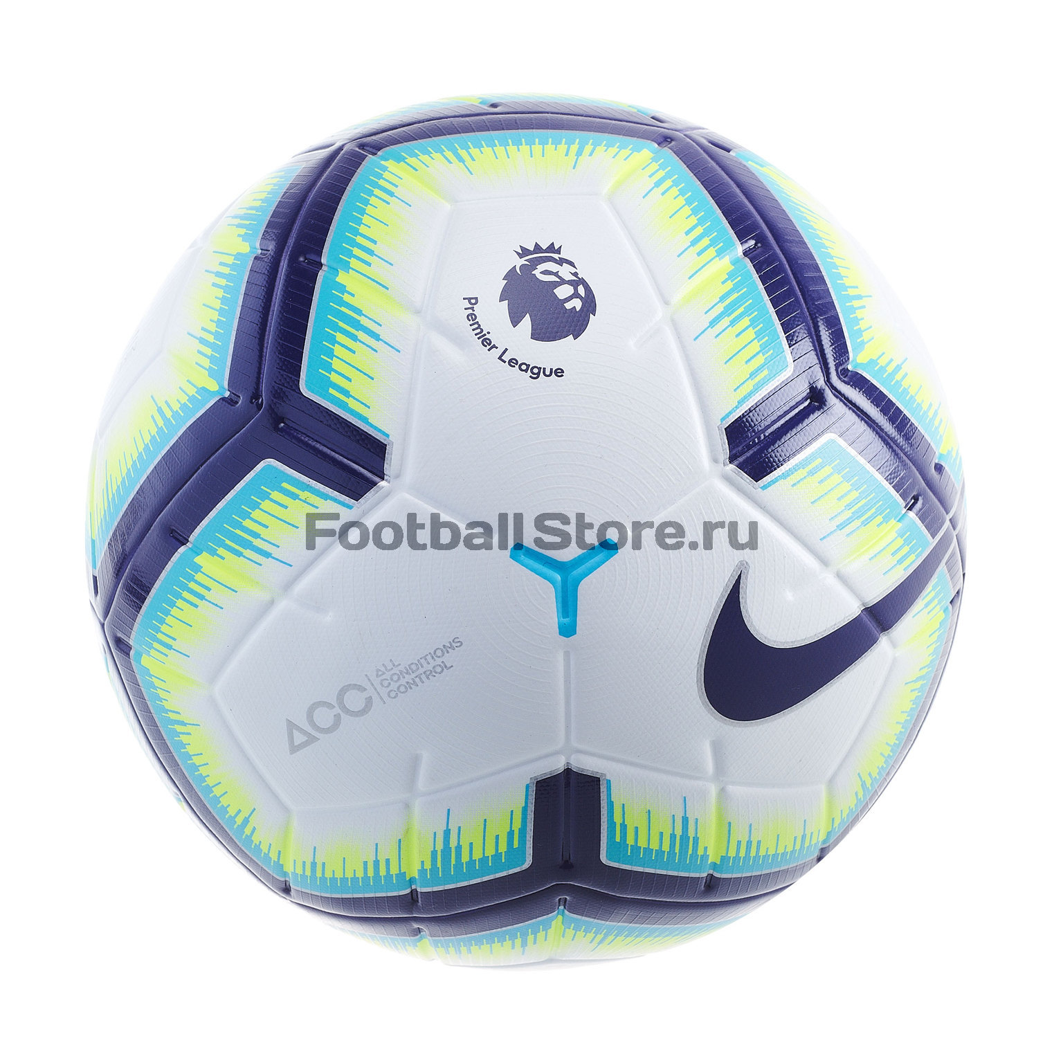 Футбольный мяч Nike Premier League Merlin SC3307-100 цена