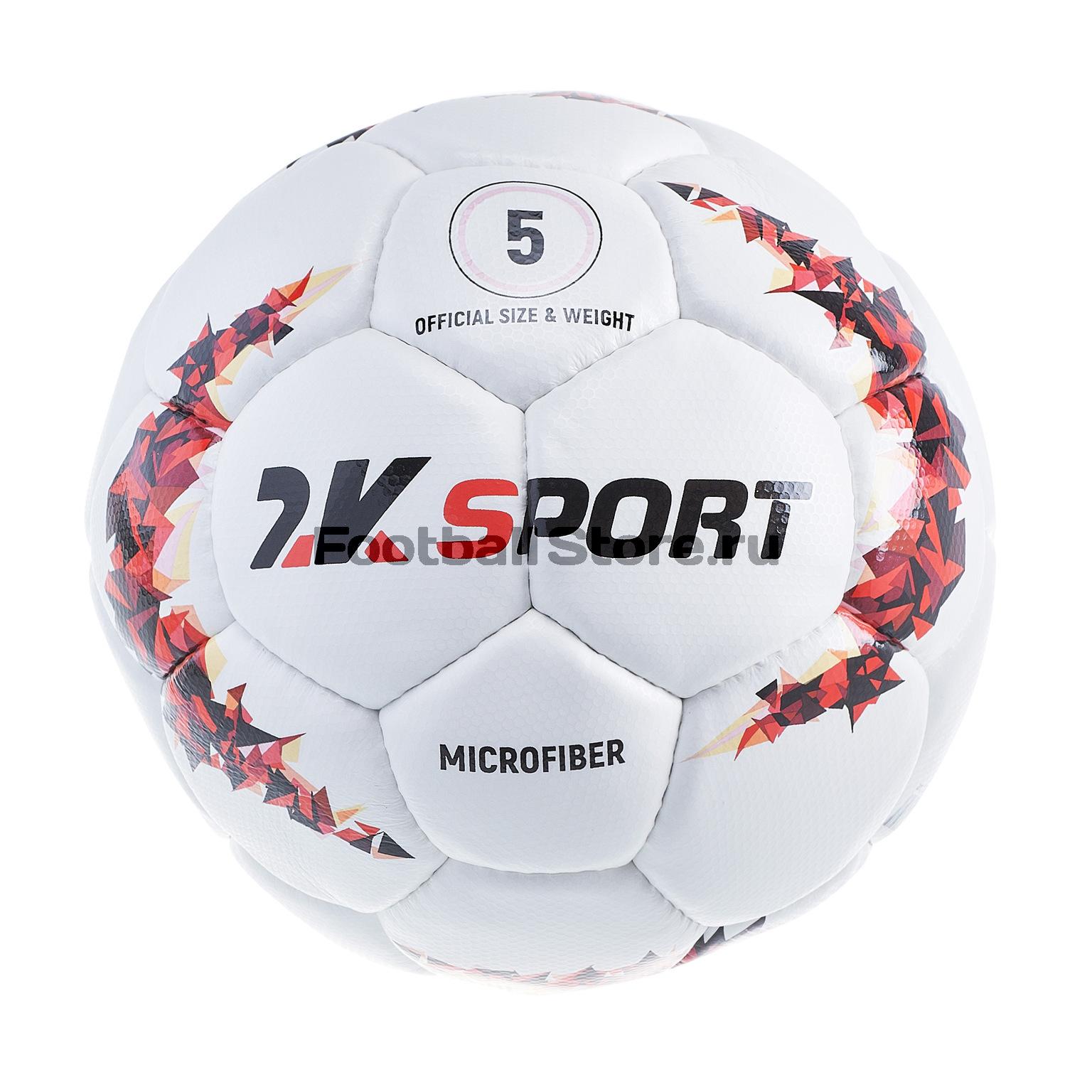 Футбольный мяч 2К Sport Crystal Elite Microfiber 127089 nike nike ni464emjfo30