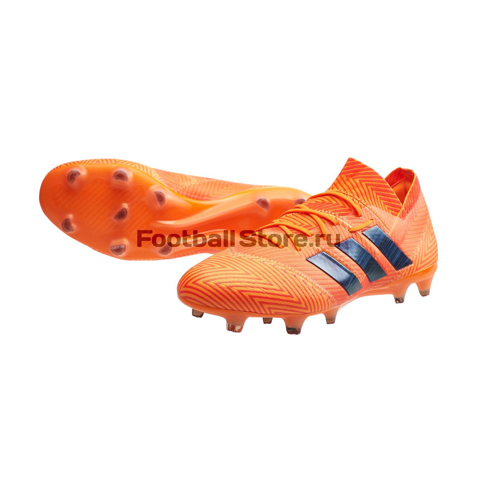Бутсы Adidas Nemeziz 18.1 FG DA9588 бутсы adidas nemeziz messi 17 1 fg cp9028