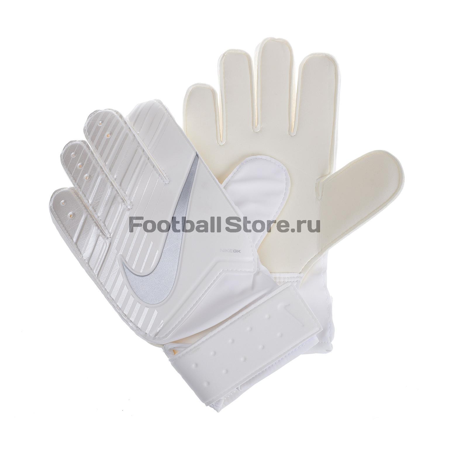 Перчатки вратарские Nike JR Match GS0343-100 цена