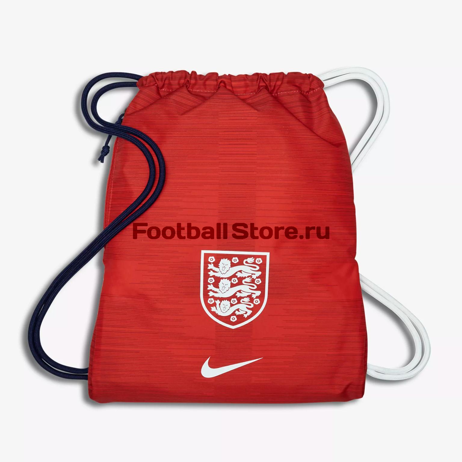 Сумка для обуви Nike сборной Англии BA5463-600 сумка спортивная nike nike ni464bwrym11