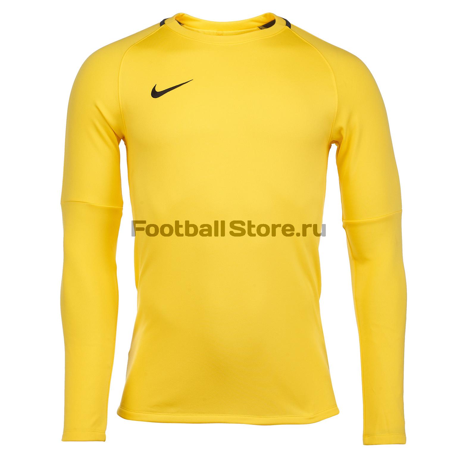 Фото - Свитер тренировочный Nike Dry Academy18 Crew Top 893795-719 свитер тренировочный nike dry academy18 dril top ls 893624 451