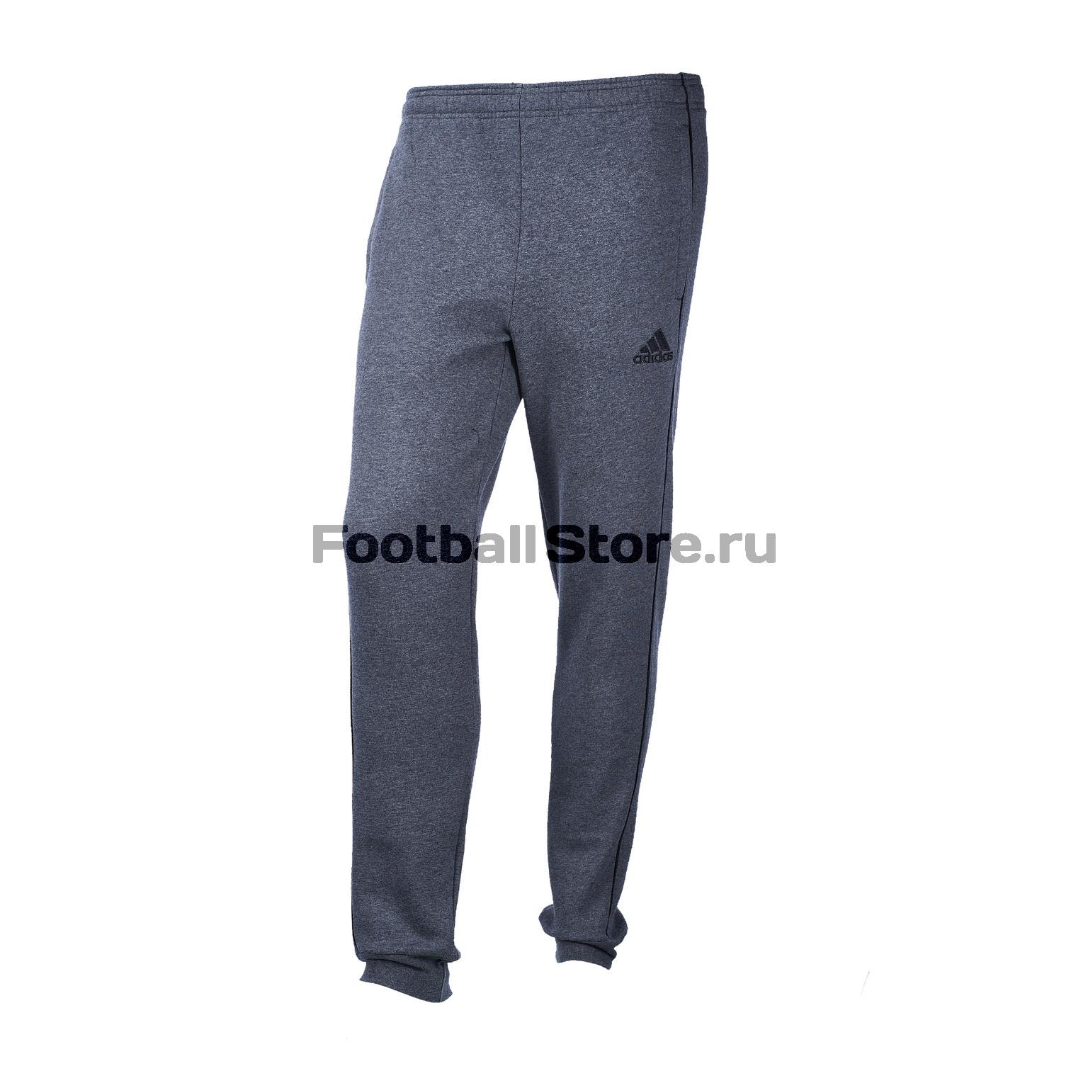 Брюки тренировочные Adidas Core18 SW Pnt CV3752 брюки тренировочные adidas tiro17 warm pnt ay2983