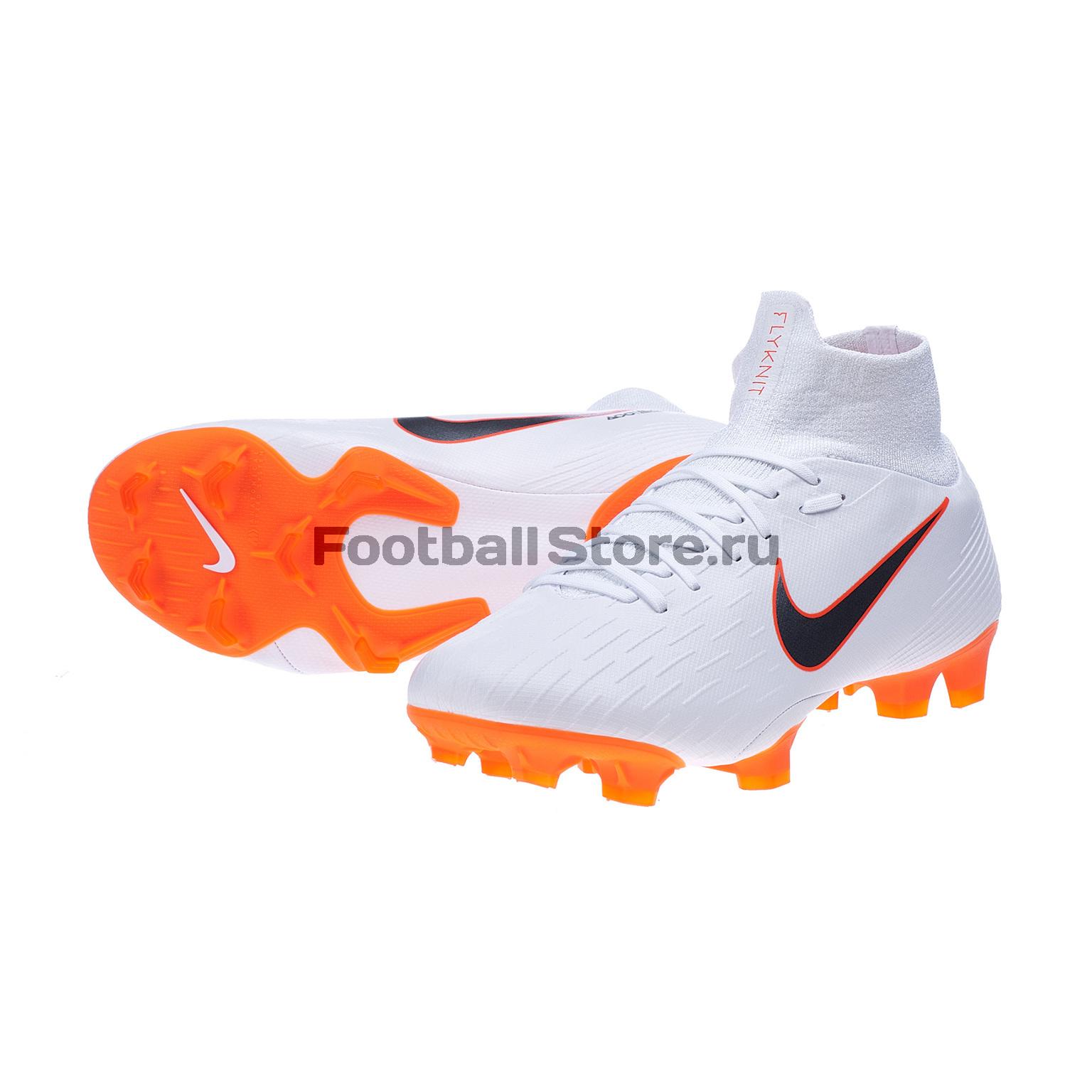Бутсы Nike Superfly 6 Pro FG AH7368-107