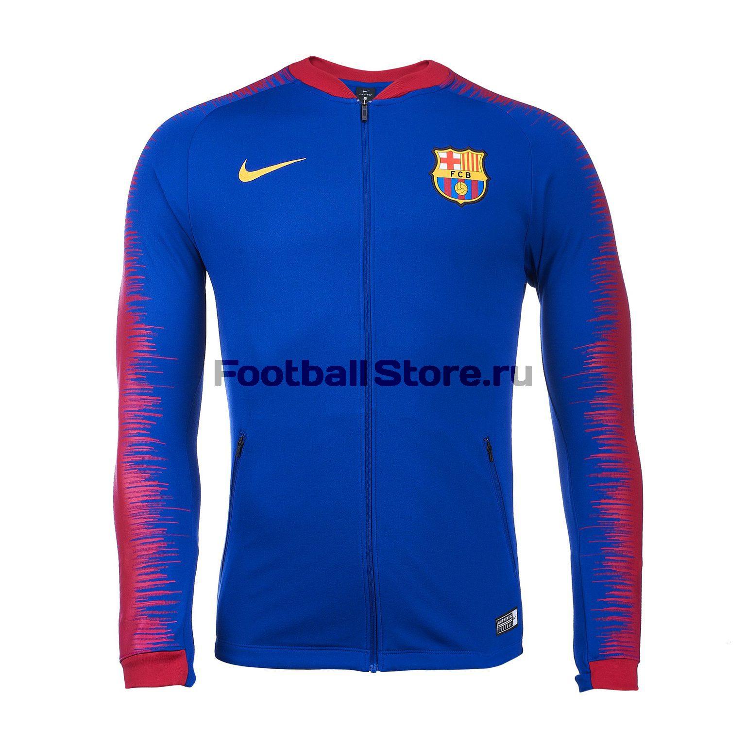 Олимпийка Nike FC Barcelona JKT 894361-456