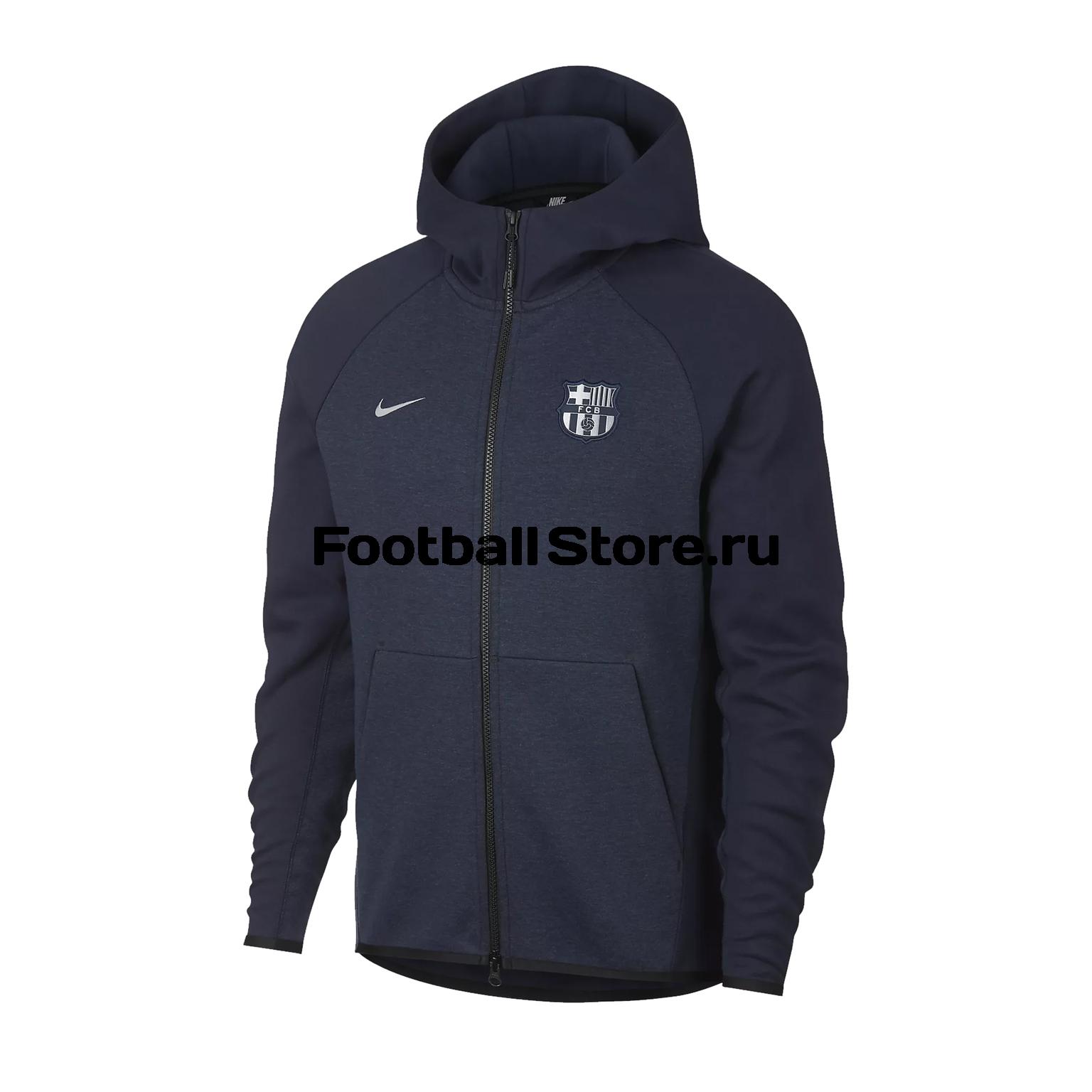 Толстовка Nike Barcelona Hoodie AH5199-451