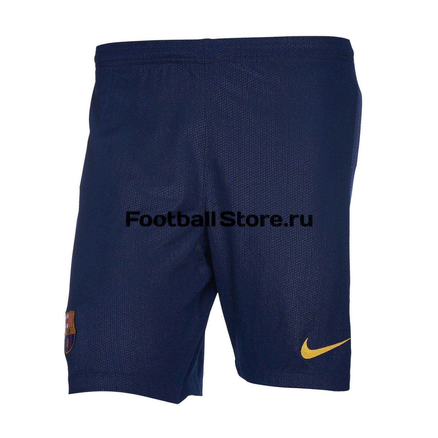 Шорты игровые Nike Barcelona 2018/19 цена