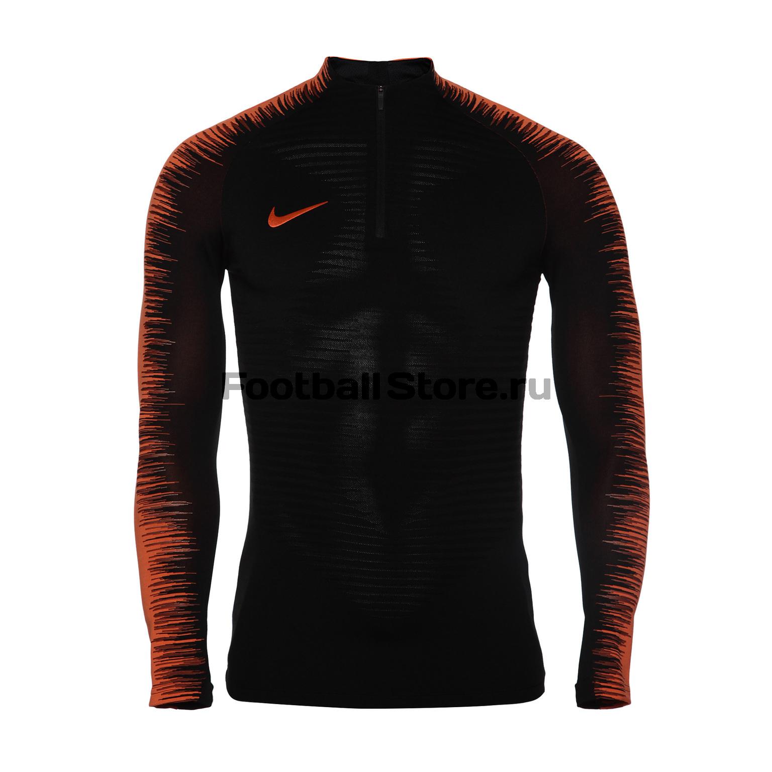Свитер тренировочный Nike Vapor Strike 892707-011 nike брюки тренировочные nike strike pnt wp wz 688393 011