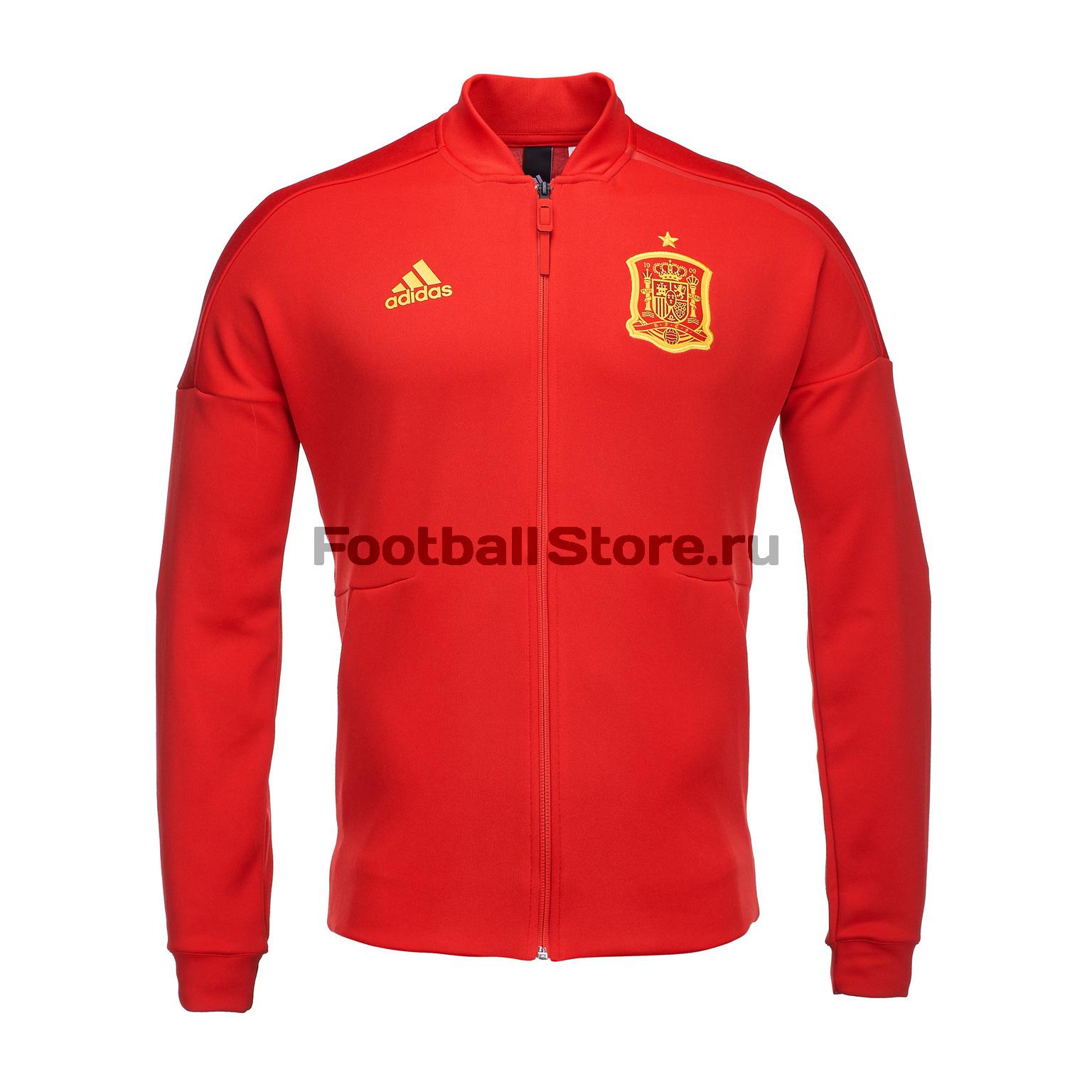 Олимпийка Adidas сборной Испании CE8884 олимпийка adidas adidas ad094egqhw32