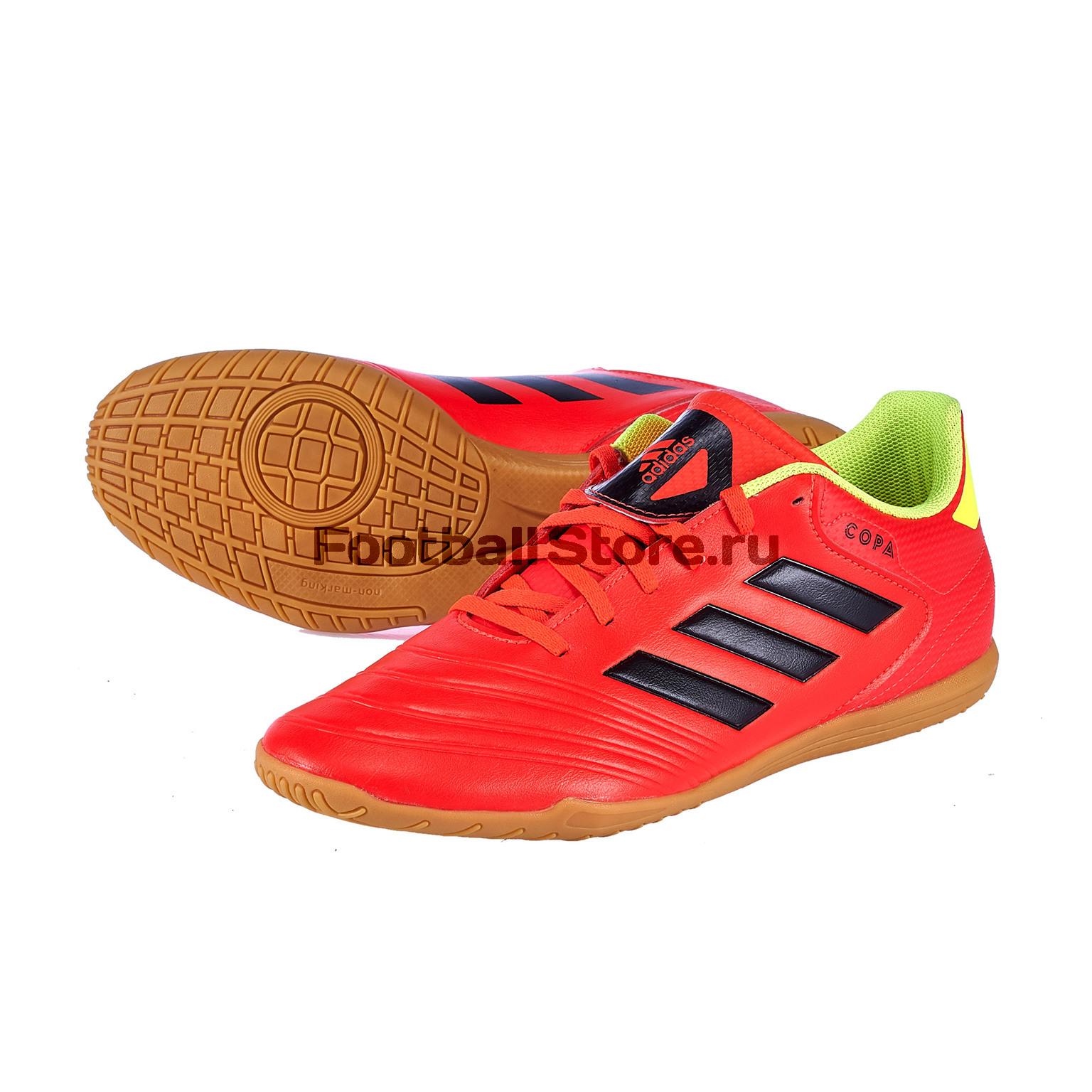 Обувь для зала Adidas Copa Tango 18.4 IN DB2447 обувь для зала adidas ace tango 18 3 in jr cp9075