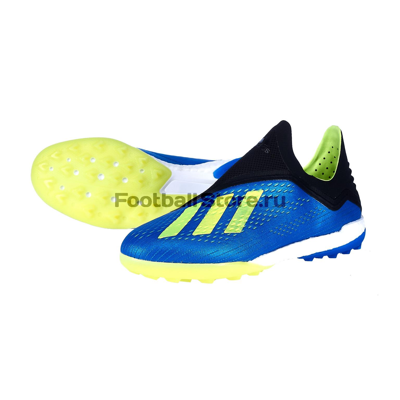 Шиповки Adidas X Tango 18+ TF BB6595