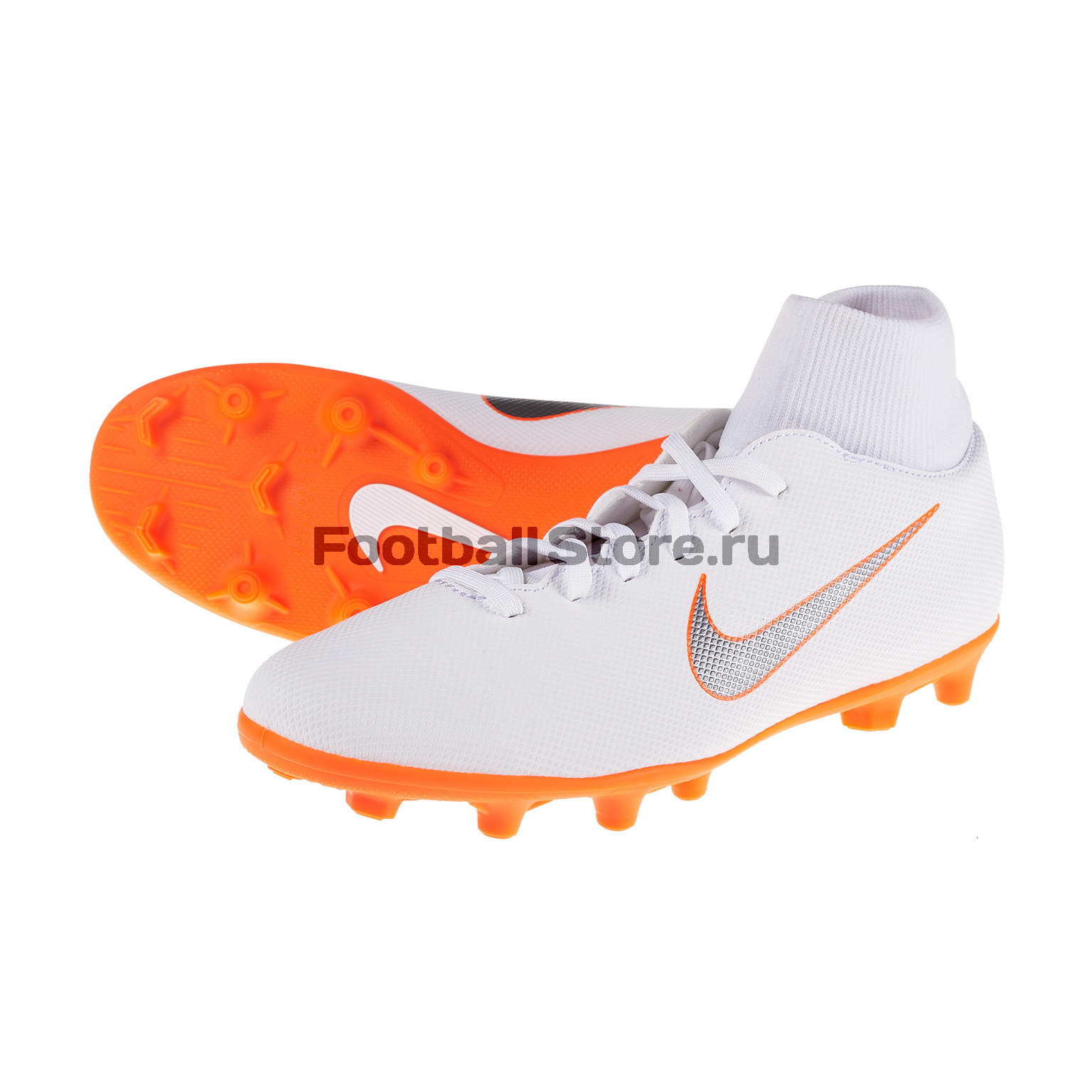Бутсы Nike SuperFly 6 Club FG/MG AH7363-107 все цены