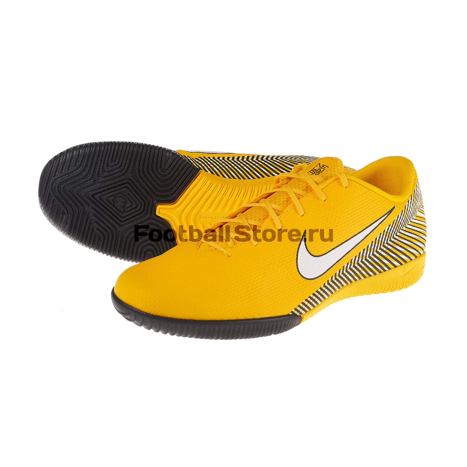 Обувь для зала Nike Vapor 12 Academy Neymar IC AO3122-710 спортинвентарь nike чехол для iphone 6 на руку nike vapor flash arm band 2 0 n rn 50 078 os