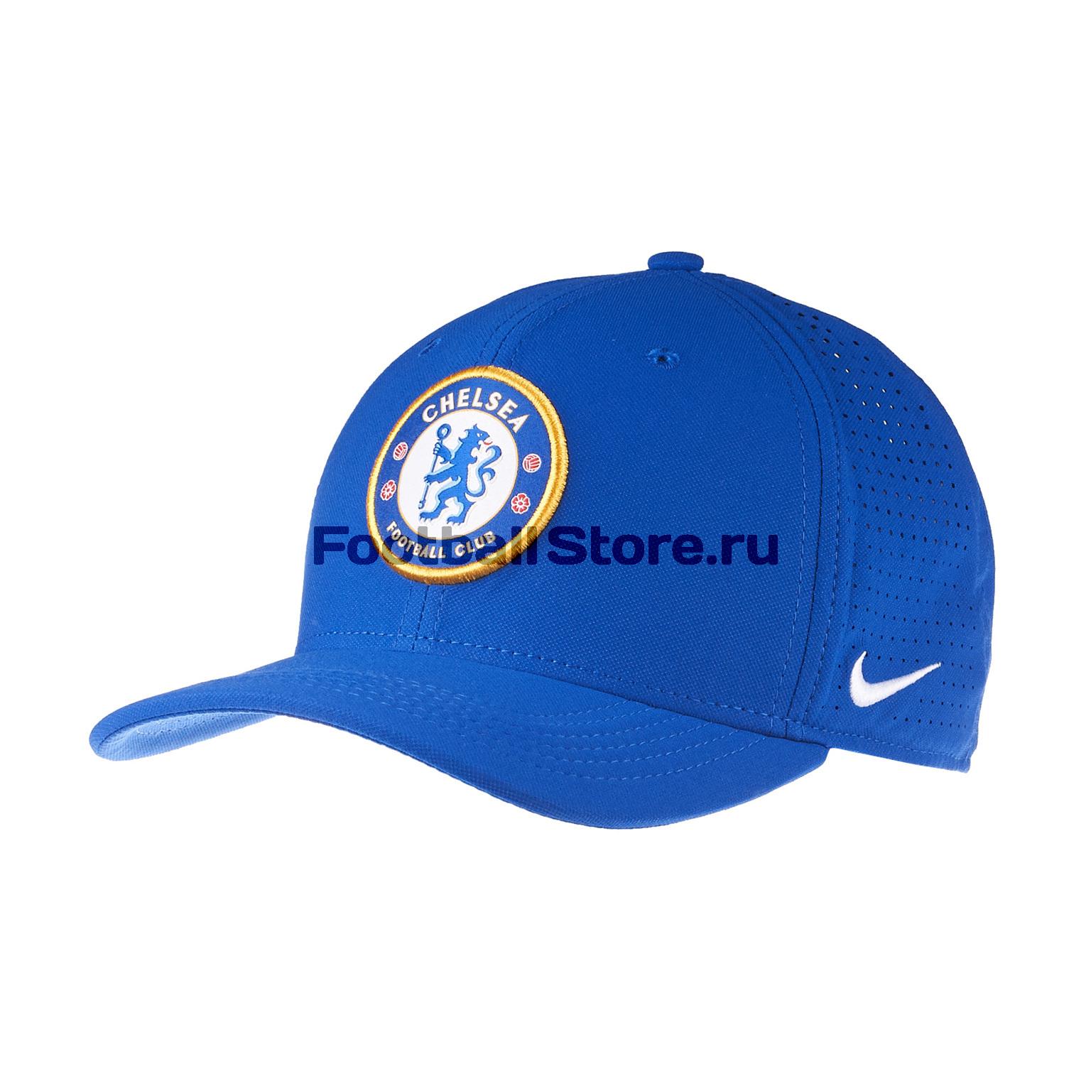 Бейсболка Nike Chelsea Arobill CLC99 Cap 928319-495 цена