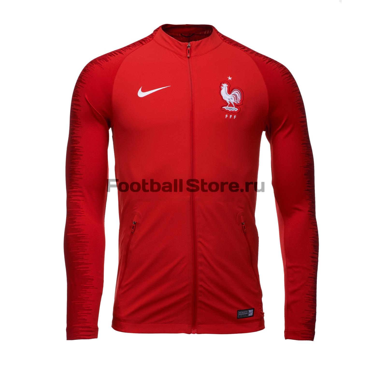 цена Олимпийка Nike сборной Франции AJ4117-661