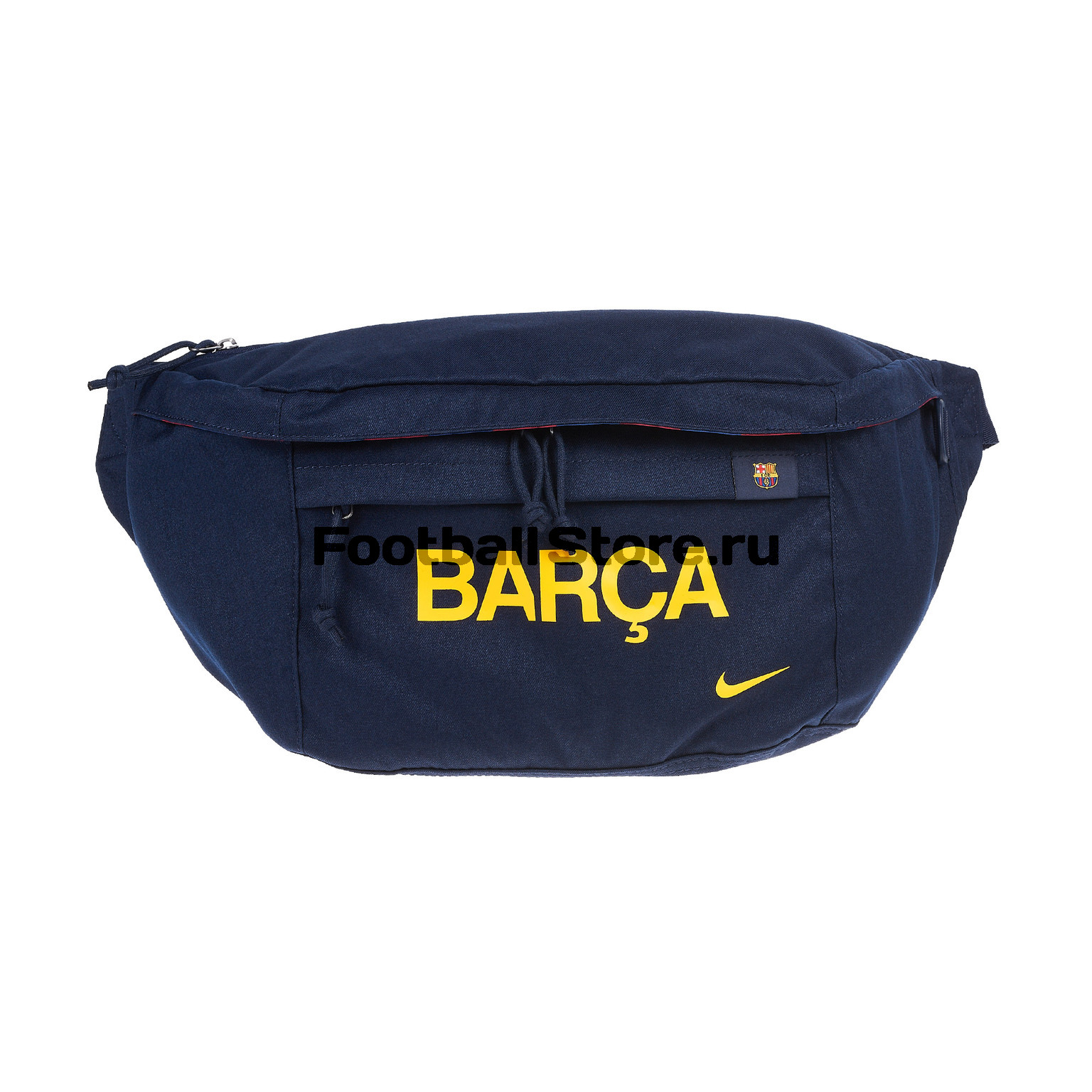 Сумка на пояс Nike Barcelona Hip Pack BA5792-451 сумка спортивная nike nike ni464bwrym11