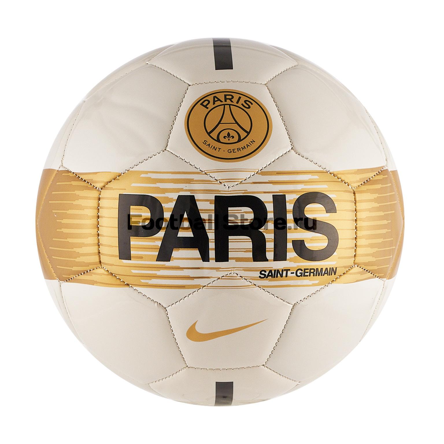 Мяч футбольный Nike PSG (ПСЖ) 2018/19 футболка неймара в псж