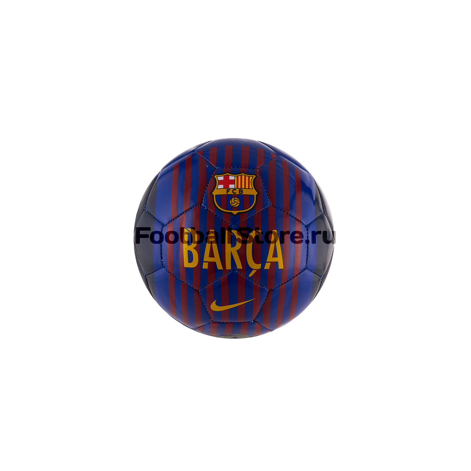 Мяч сувенирный Nike Barcelona SKLS SC3329-455
