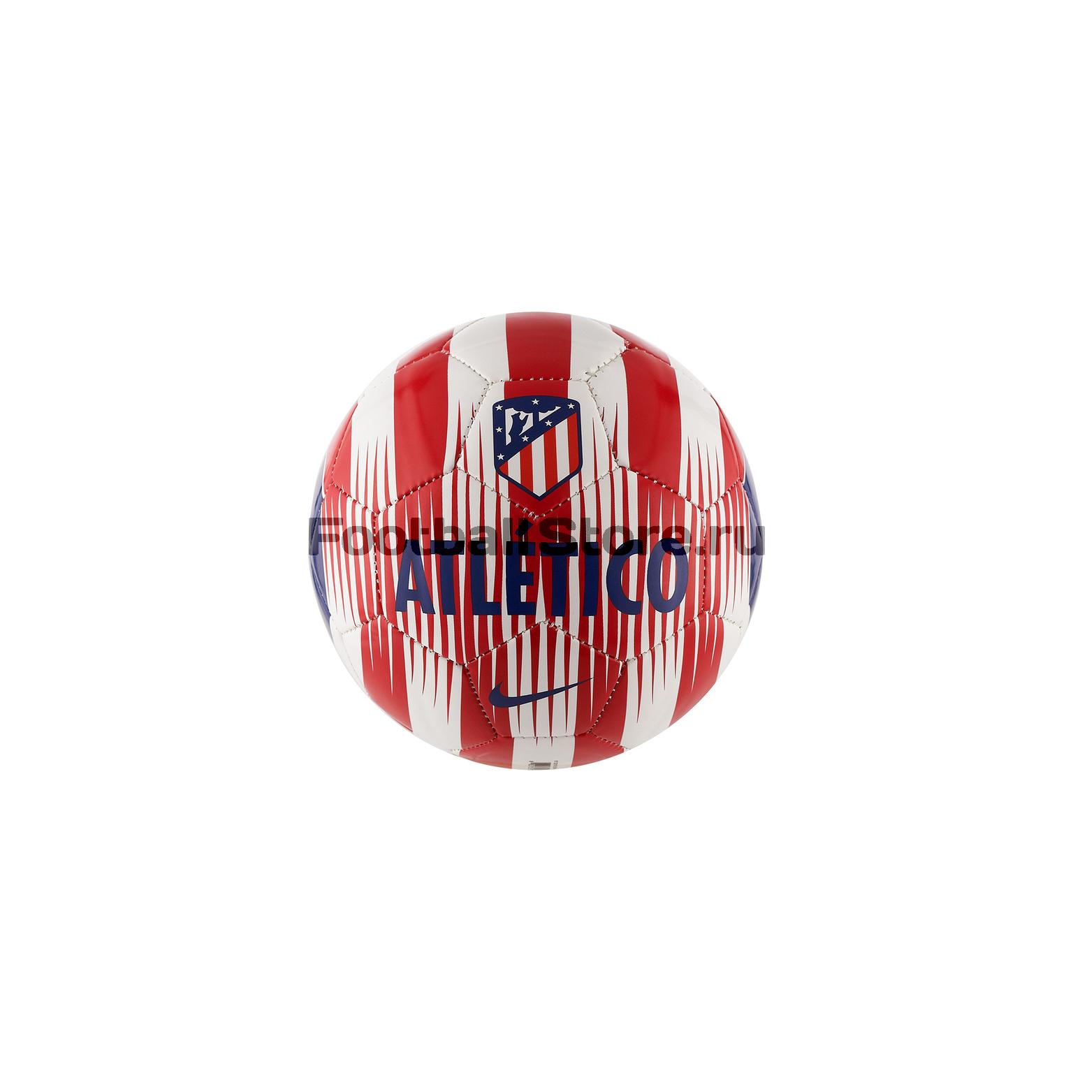 все цены на Мяч сувенирный Atletico Madrid 2018/19