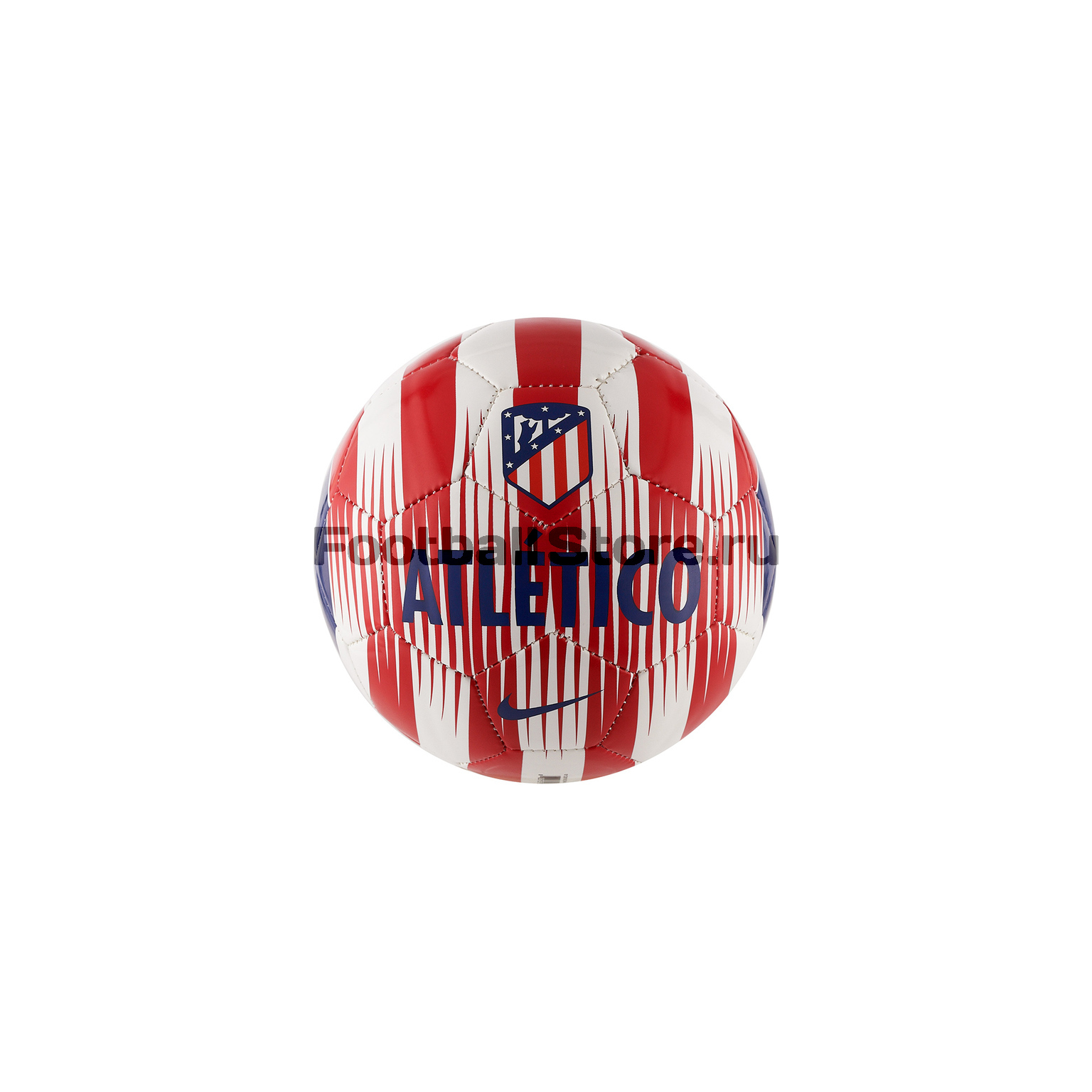 Мяч сувенирный Atletico Madrid 2018/19 цена