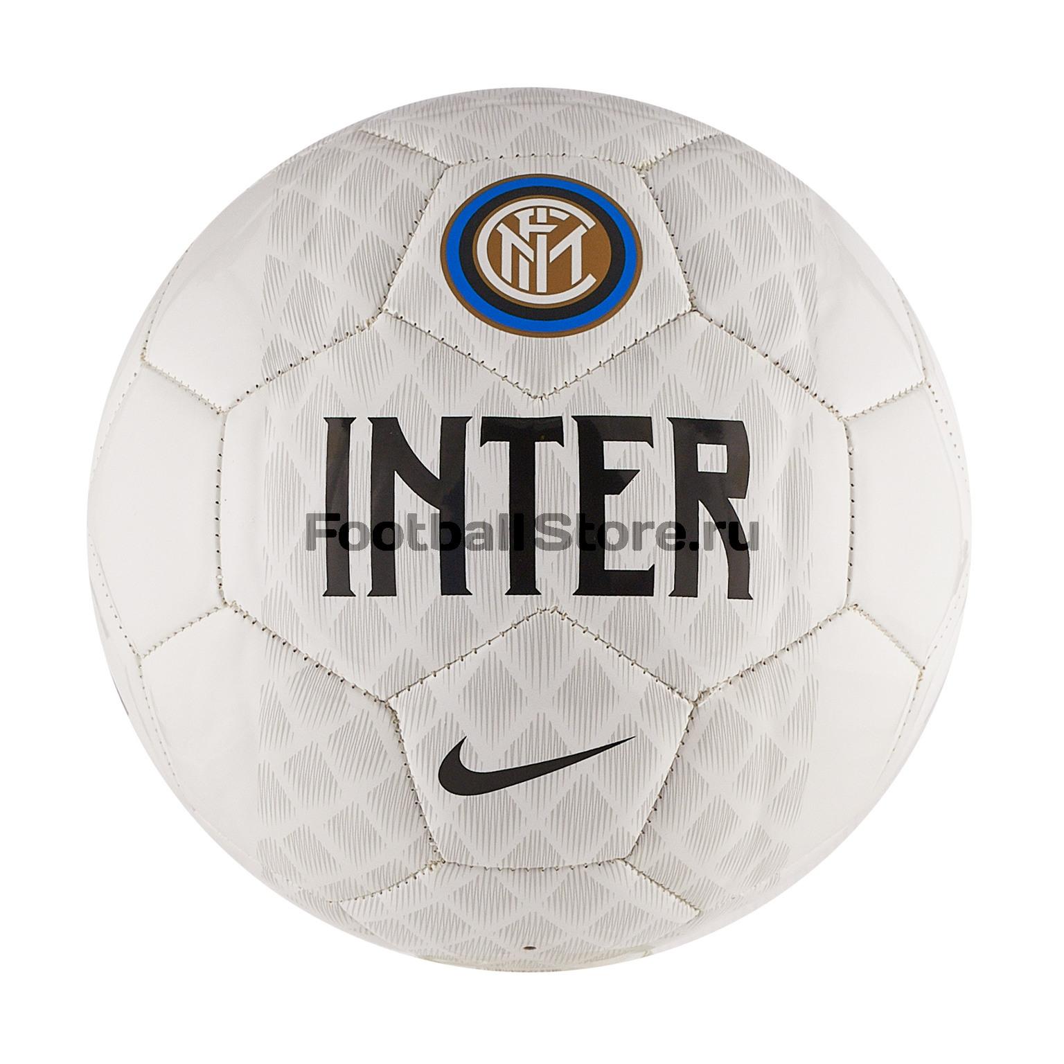 Мяч футбольный Nike Inter SC3296-100 nike мяч футбольный nike team training sc1911 117