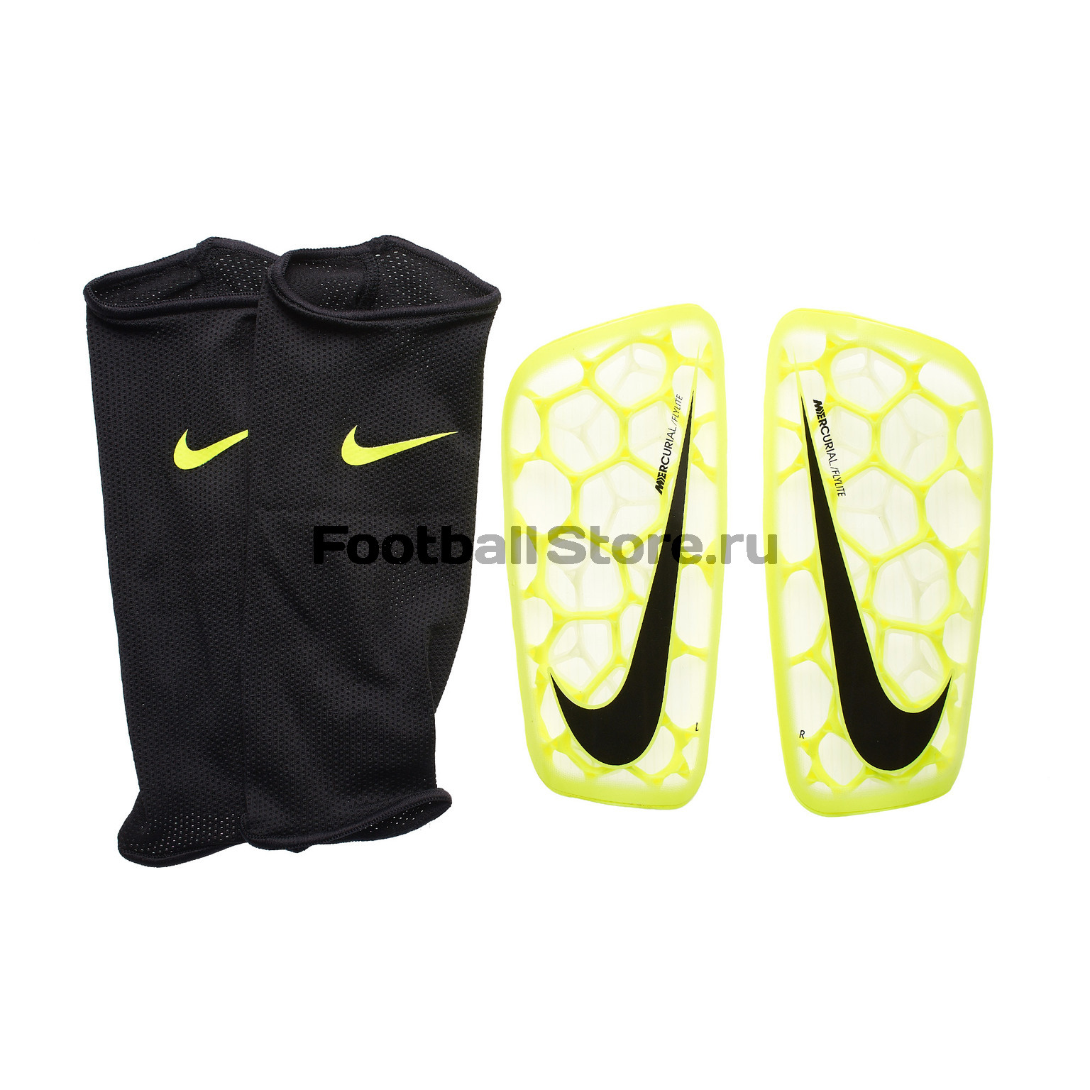 Щитки Nike Mercurial Flylite GRD SP2121-702 щитки nike mercurial lite superlock sp2163 702