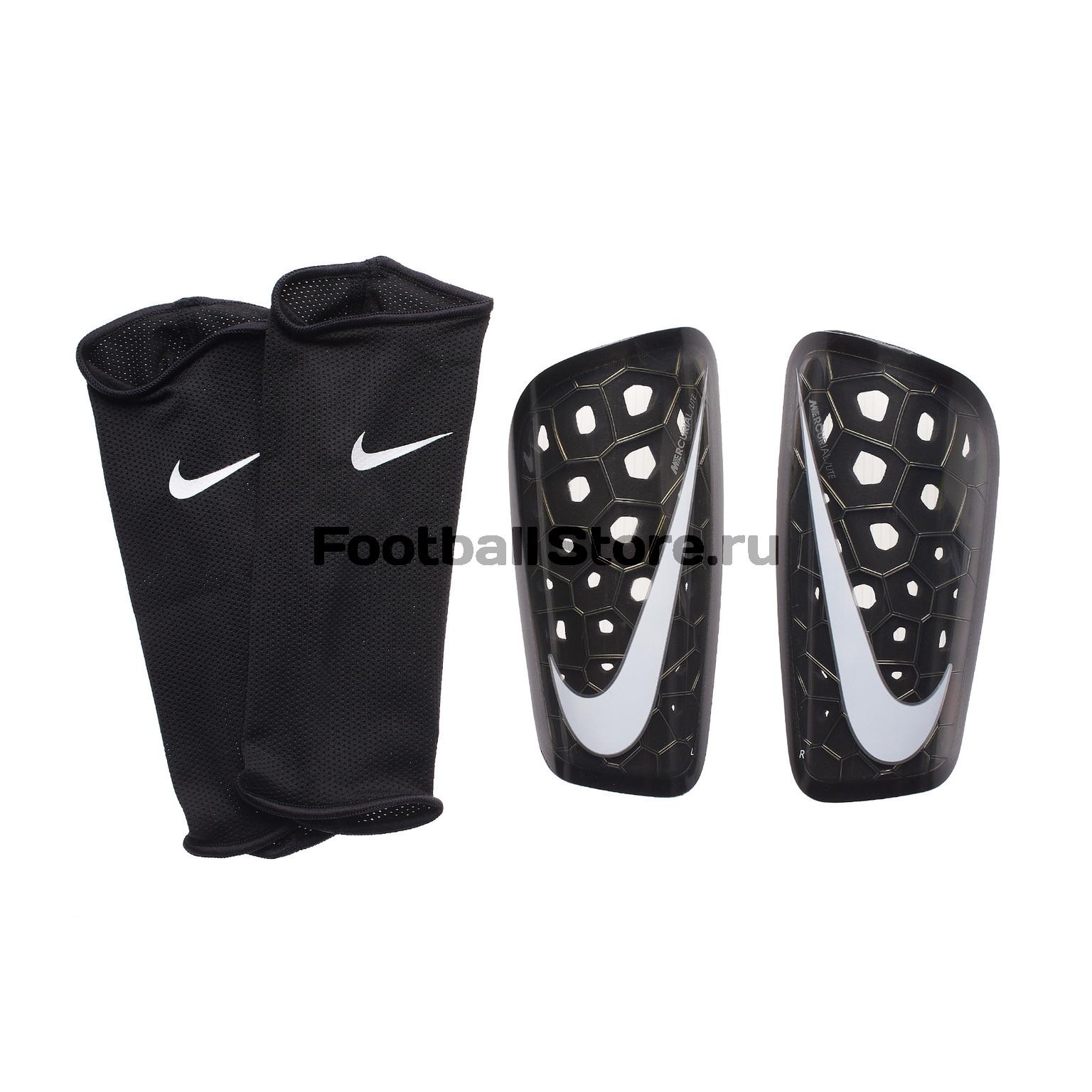 Щитки Nike Mercurial Lite GRD SP2120-010 щитки nike mercurial lite superlock sp2163 702