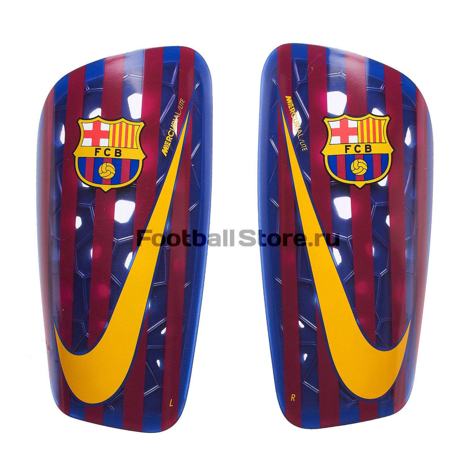 Щитки Nike Barcelona Mercurial Lite SP2133-455 щитки nike mercurial lite superlock sp2163 702