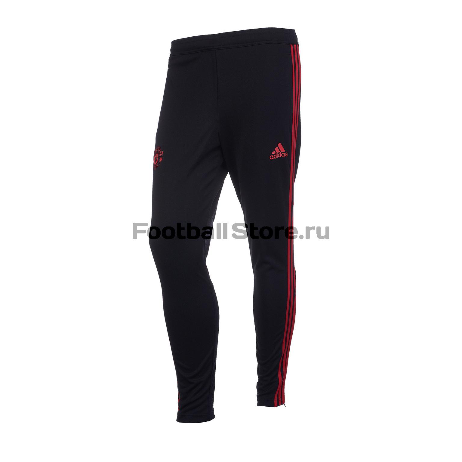 Брюки тренировочные Adidas Manchester United CW7614 цена
