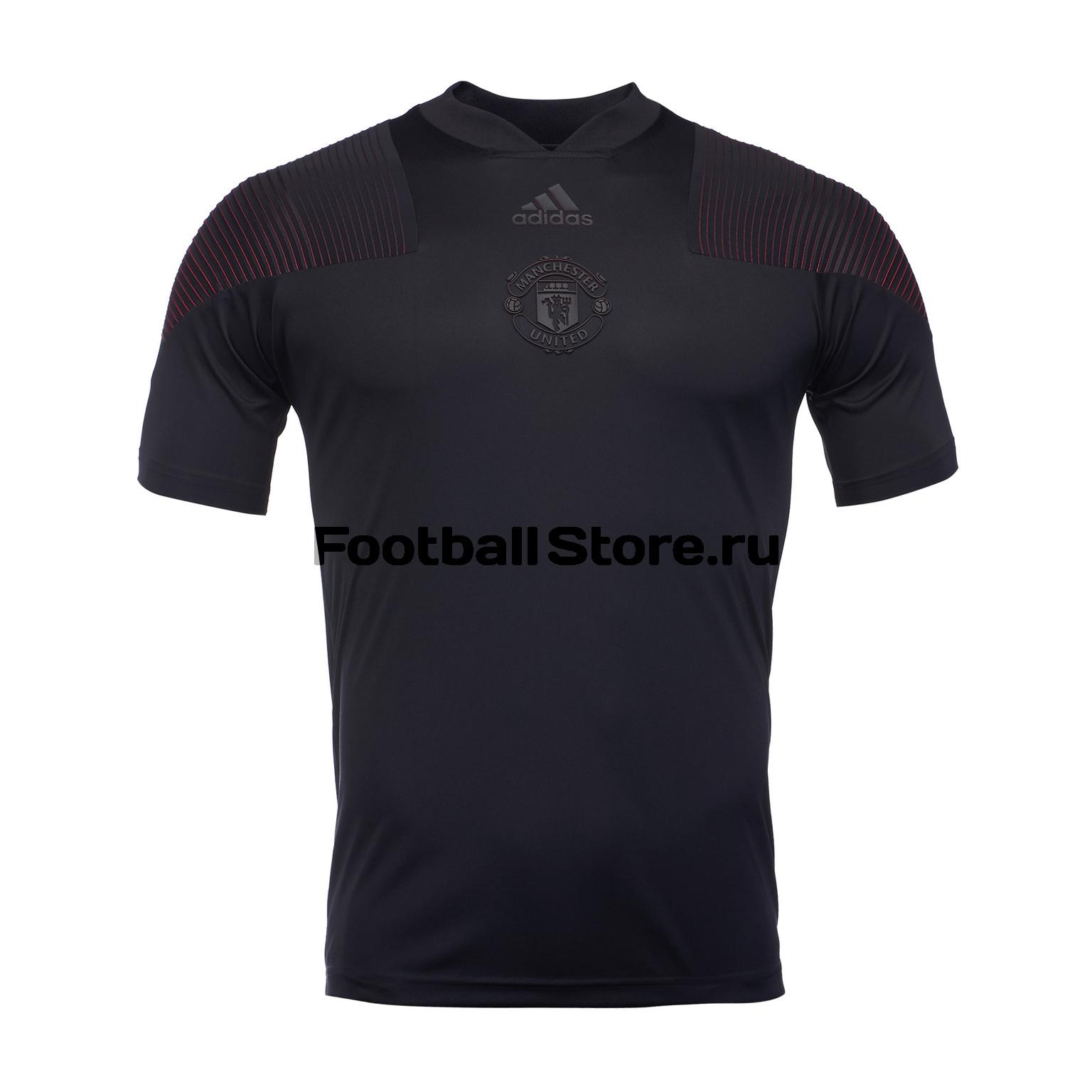 Футболка Adidas Manchester Uniter сезона 2018/19 рюкзак adidas 15