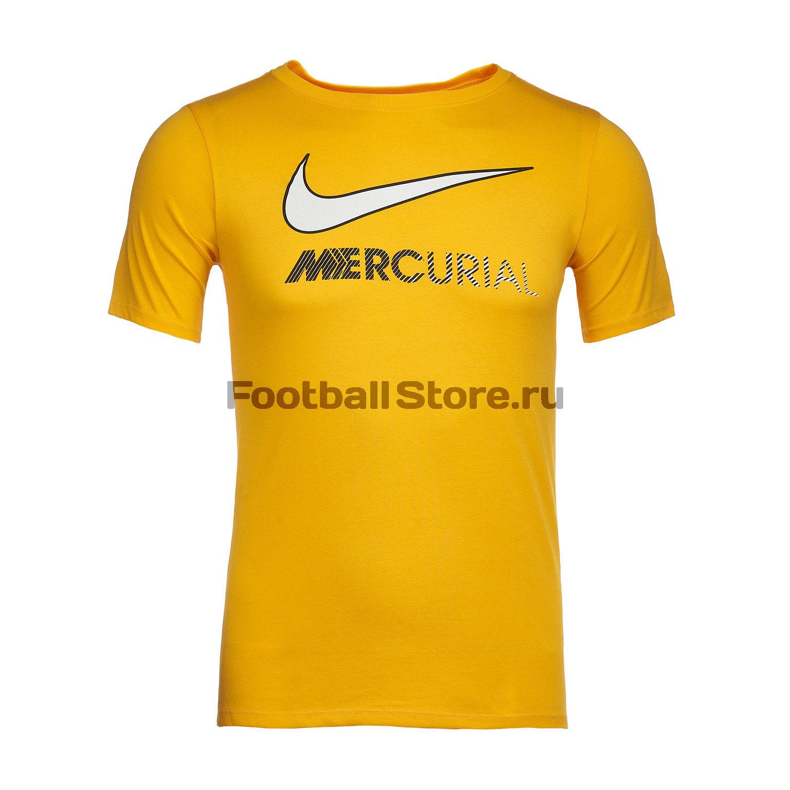 Футболка Nike Neymar Tee Boot Hook AV2763-728 футболка nike f c tee foil 810505 101