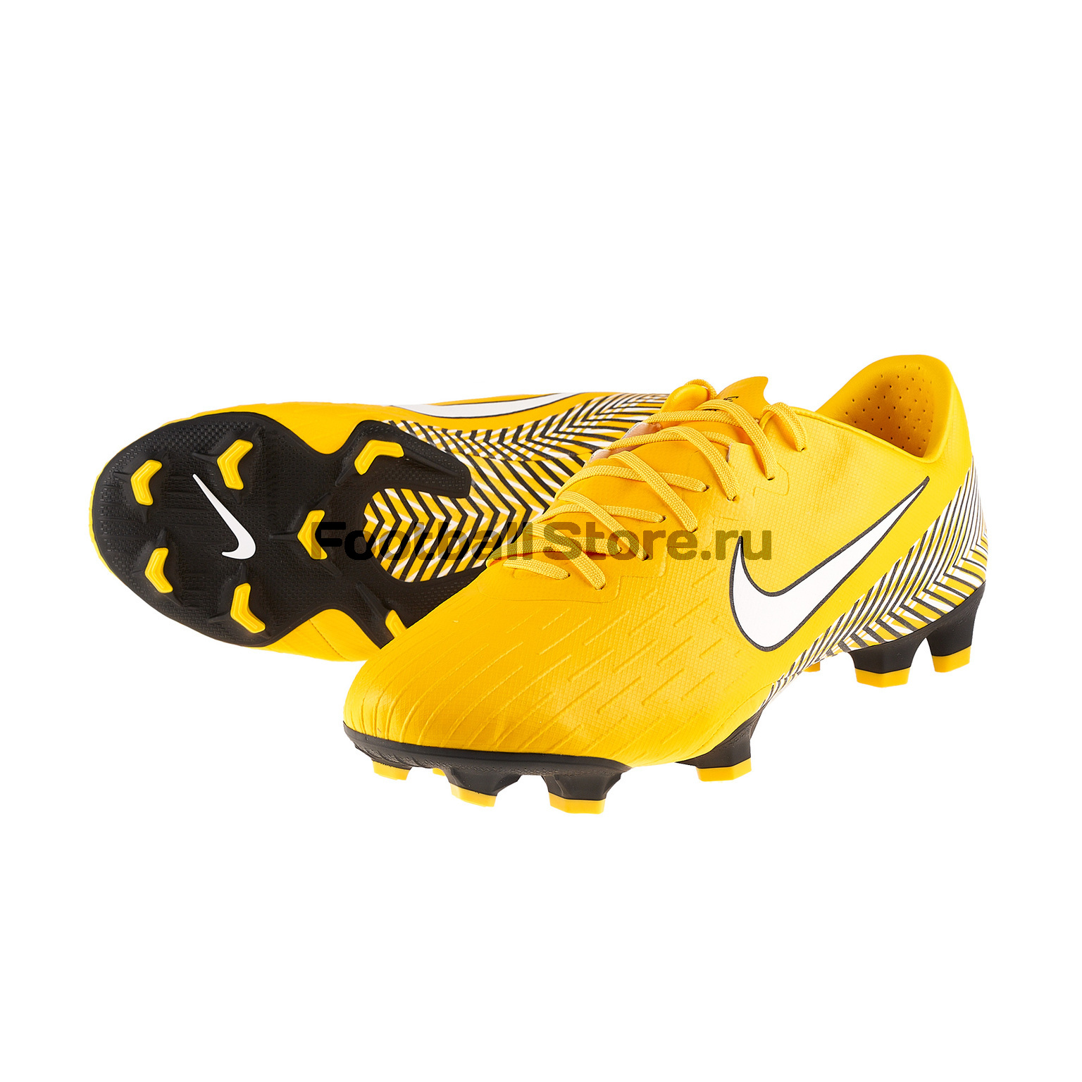 Бутсы Nike Vapor 12 Pro Neymar FG AO3123-710 бутсы nike шиповки nike jr tiempox legend vi tf 819191 018