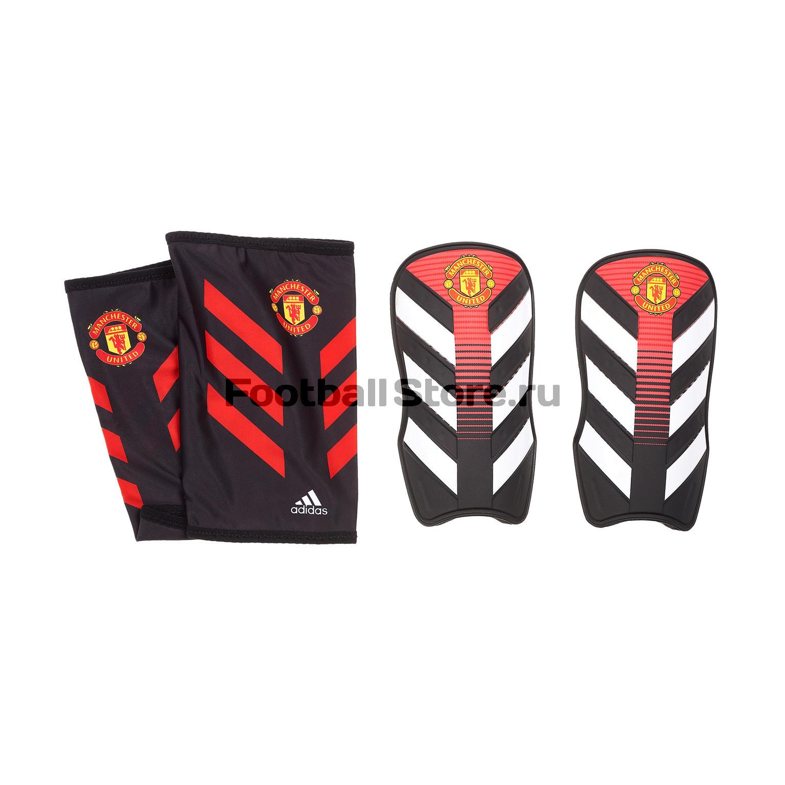 Щитки Adidas Manchester United CW9704 рюкзак adidas manchester united cy5581