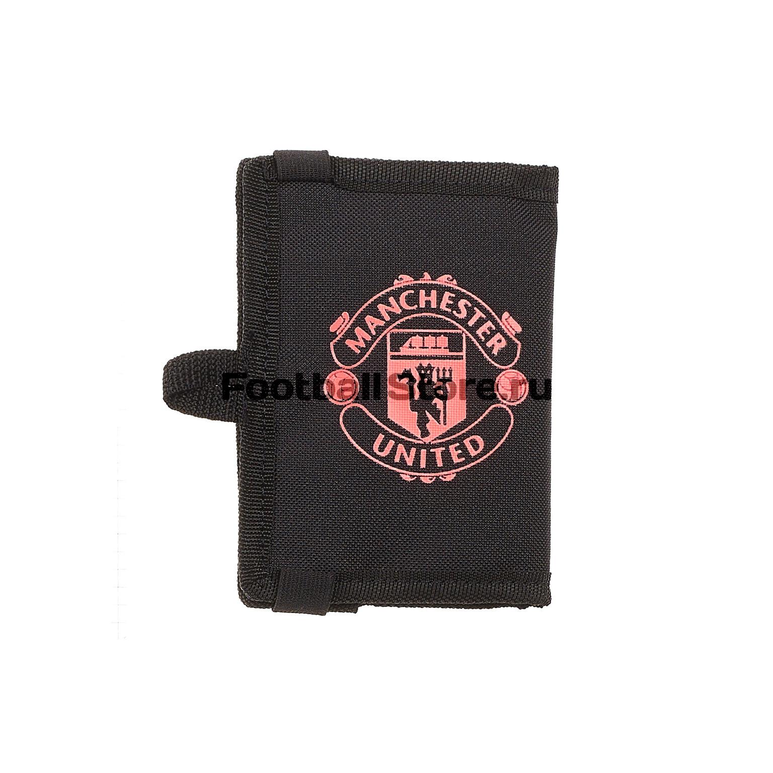 Кошелек Adidas Manchester United CY5594 рюкзак adidas manchester united cy5581