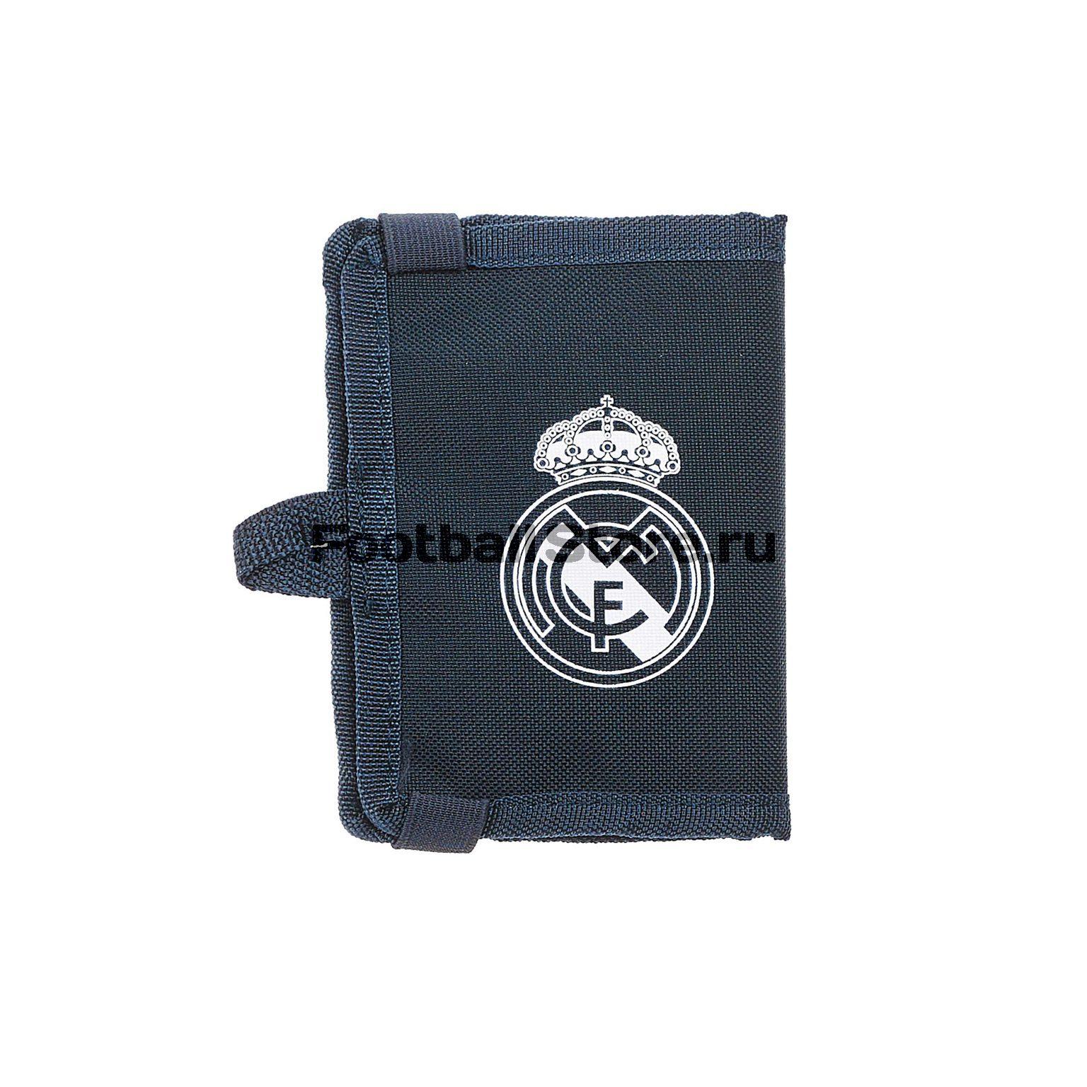 Кошелек Adidas Real Madrid CY5615 mutua madrid open pass