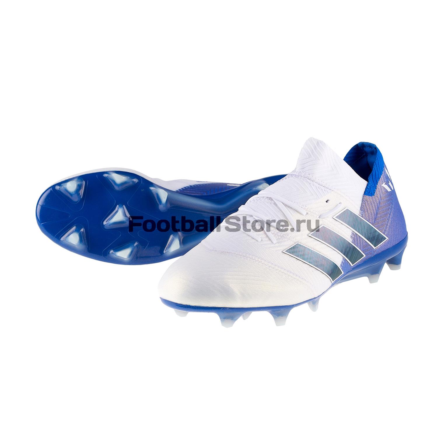 Бутсы Adidas Nemeziz Messi 18.1 FG DB2088 цена