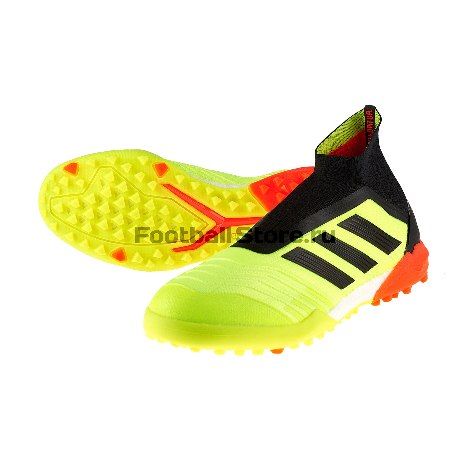 Шиповки Adidas Predator Tango 18+ TF DB2056 цена