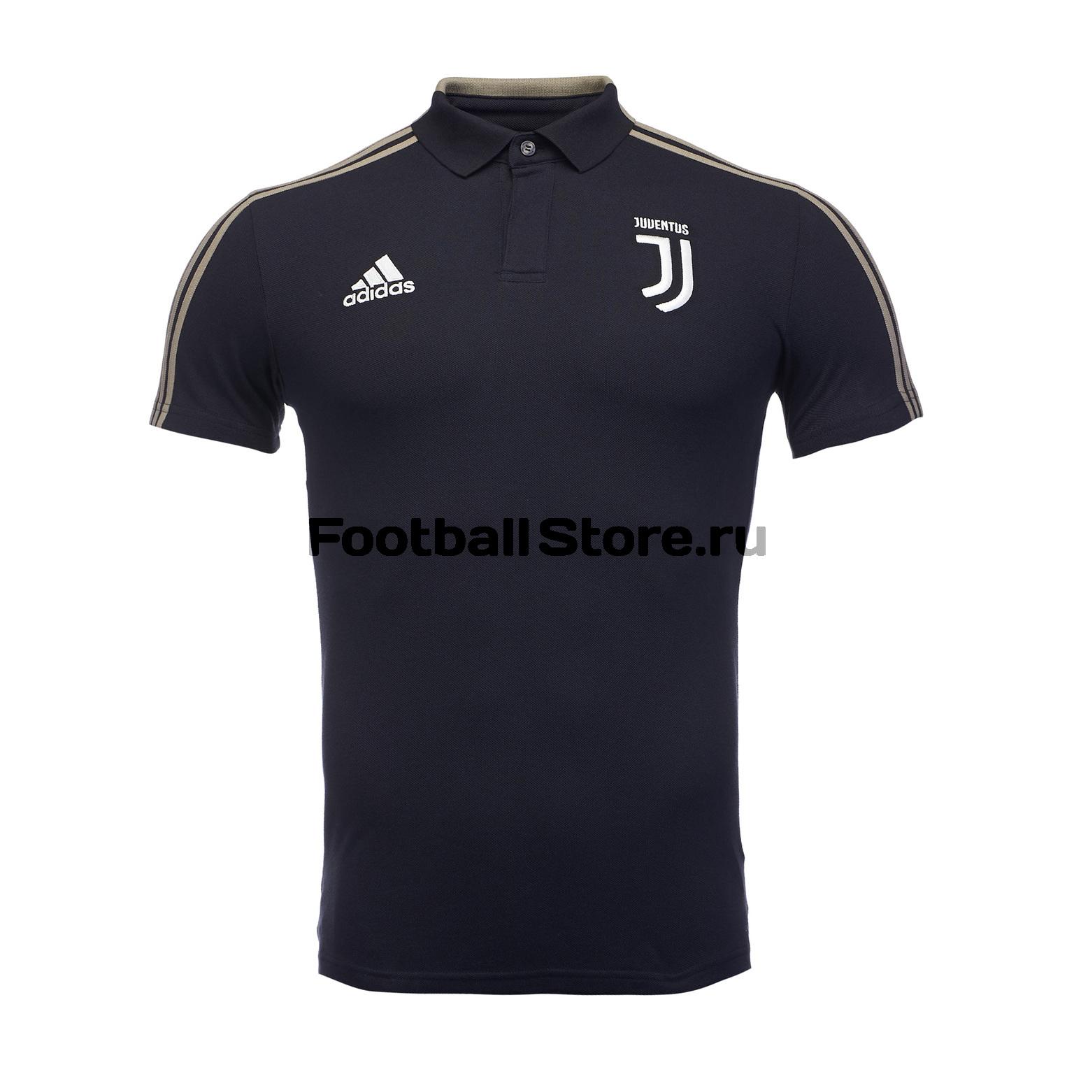 Рубашка-поло Adidas Juventus 2018/19 рубашка поло adidas z48828z48829z48831