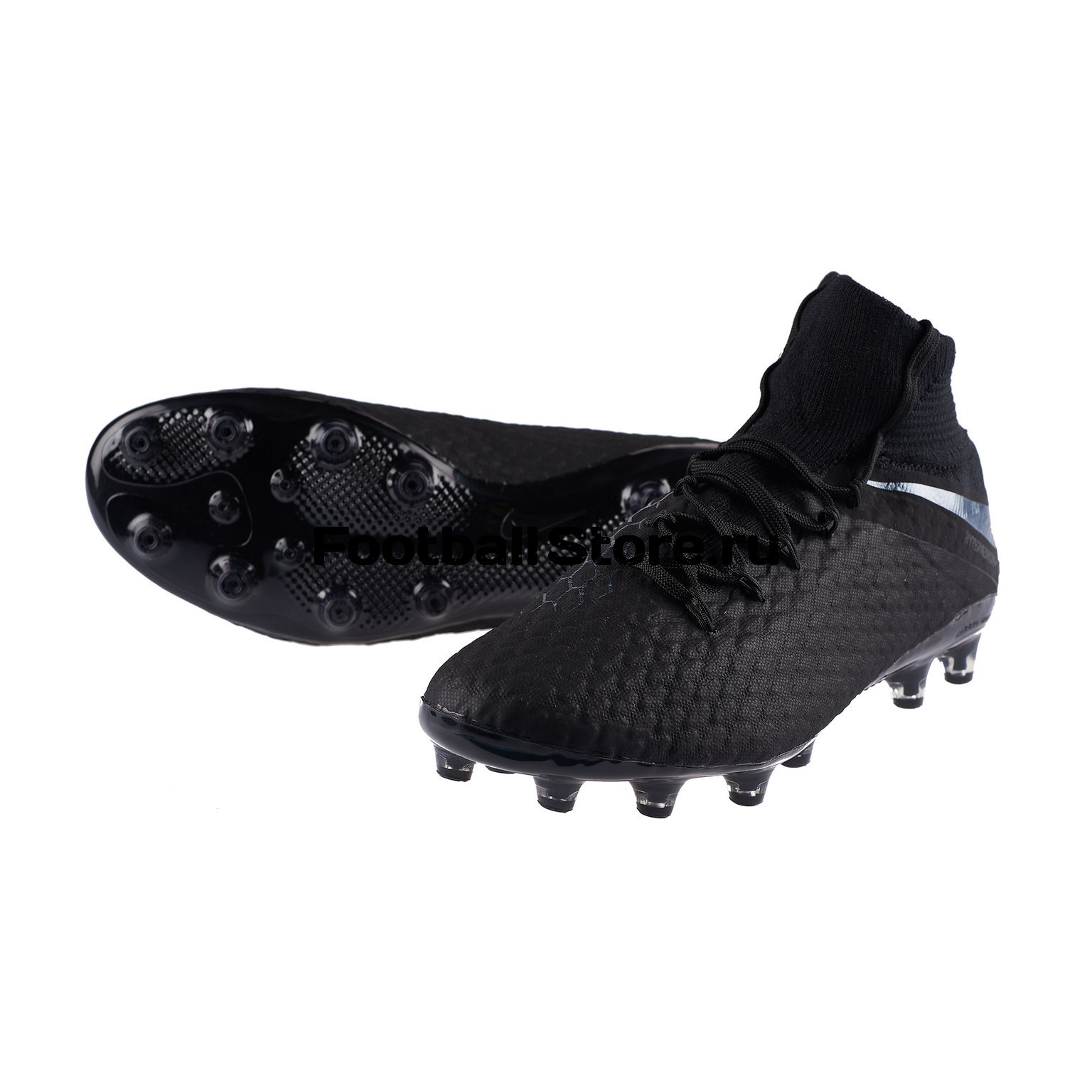 Бутсы Nike Hypervenom 3 Pro DF AG-Pro AO4541-001 nike бра nike pro classic padded