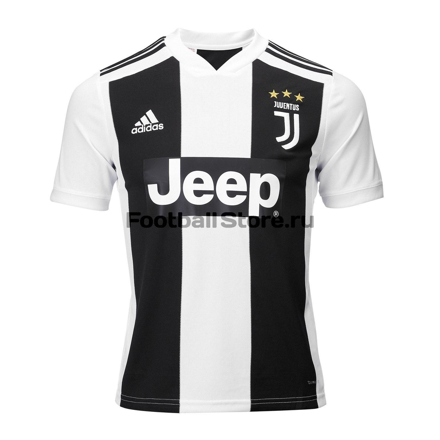 Футболка домашняя подростковая Adidas Juventus 2018/19 рюкзак adidas juventus 2018 19