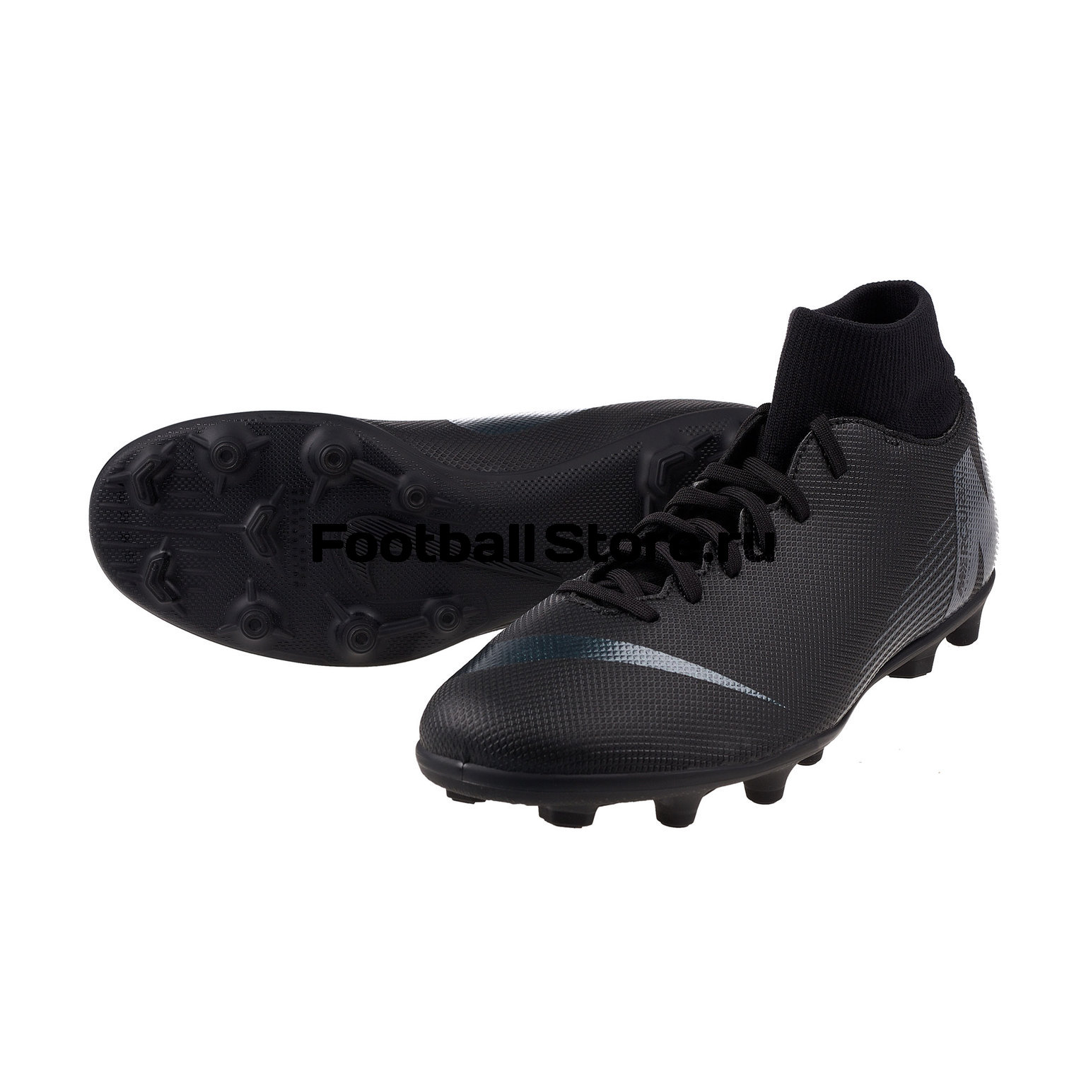 Бутсы Nike SuperFly 6 Club FG/MG AH7363-001 бутсы nike superfly 6 elite fg ah7365 060