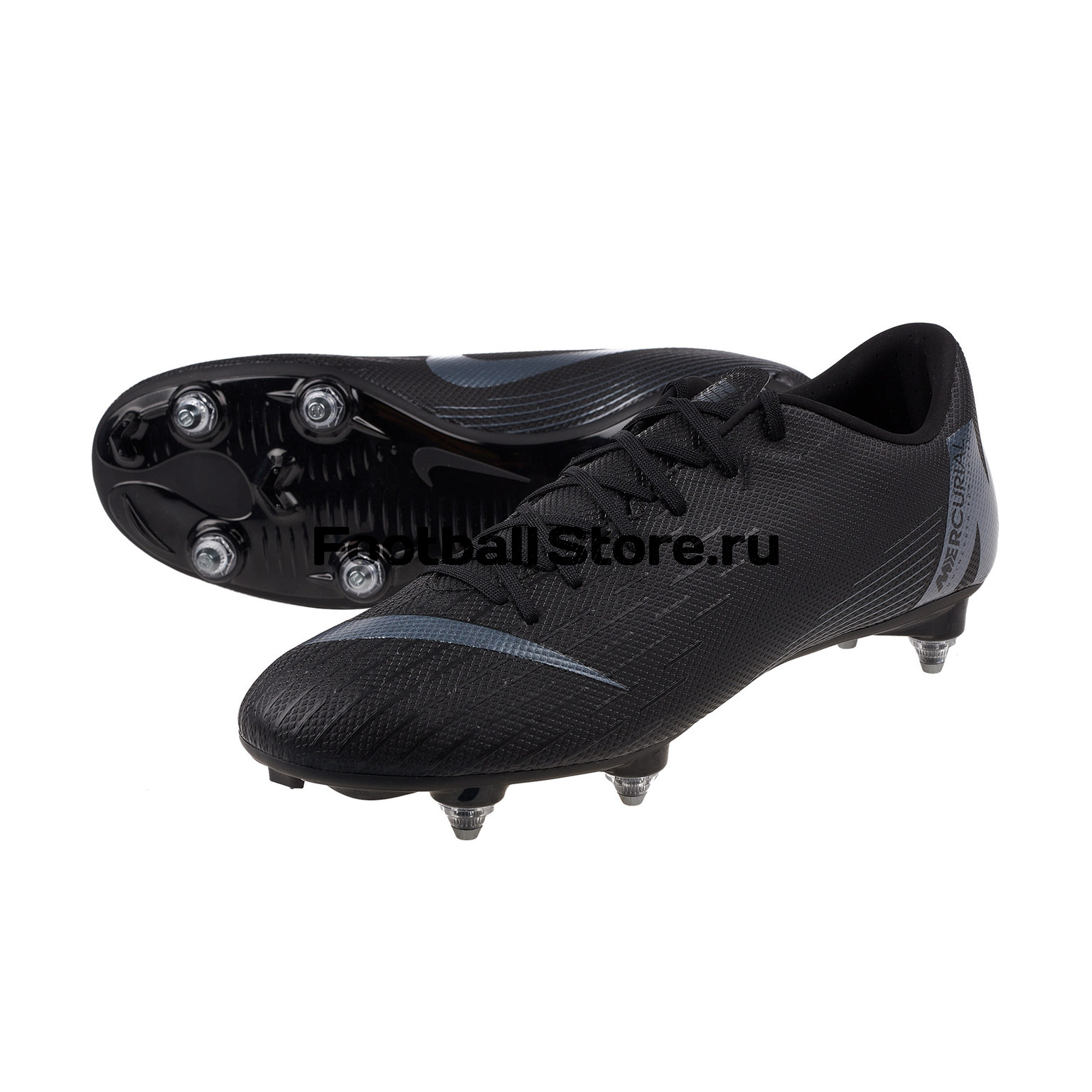 Бутсы Nike Vapor 12 Academy SG AH7376-001 бутсы детские nike vapor 12 academy gs sg ah7348 001