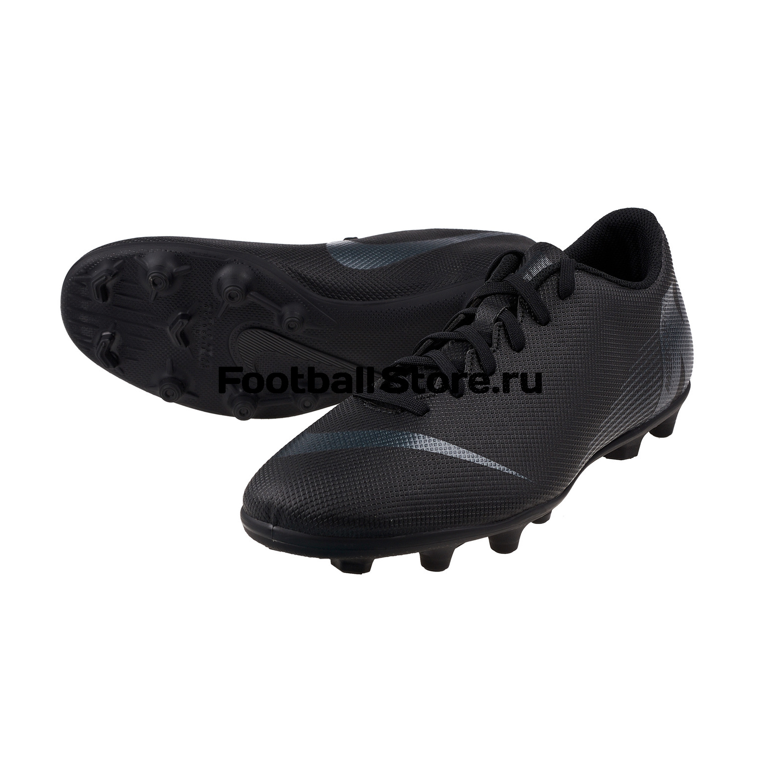 Бутсы Nike Vapor 12 Club FG/MG AH7378-001 бутсы nike superfly 6 club fg mg ah7363 001