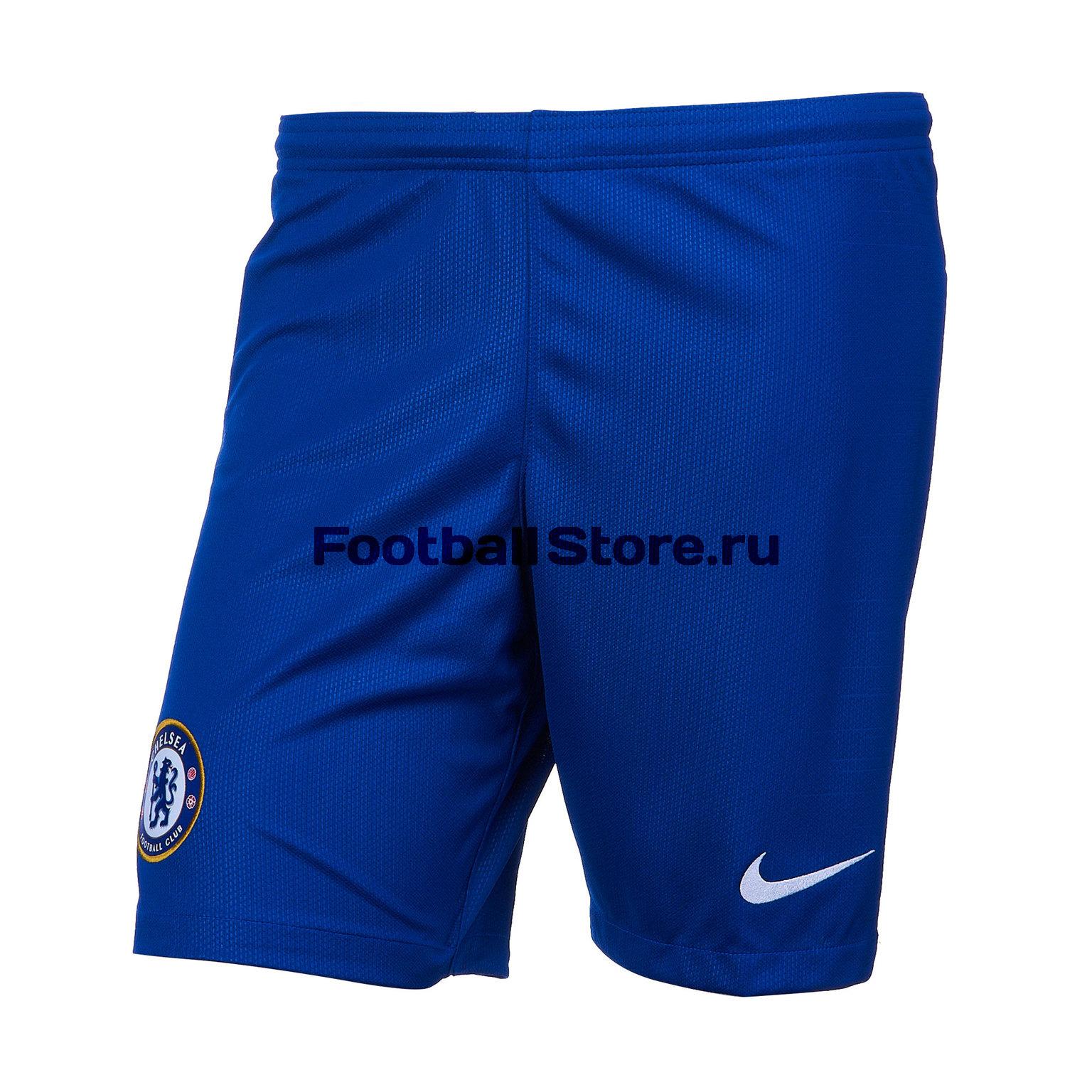 Шорты игровые домашние Nike Chelsea 2018/19 цена